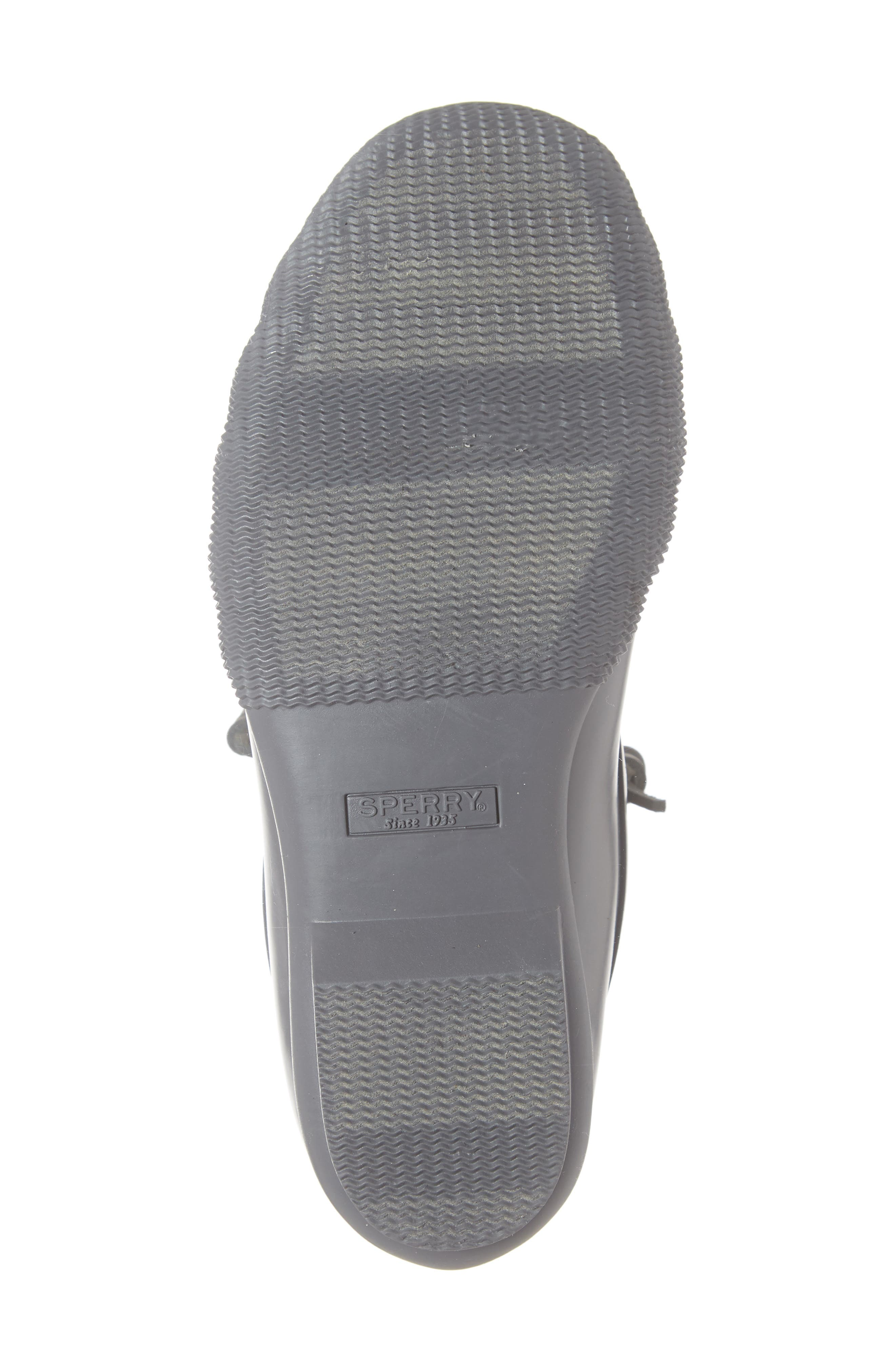 Flooded Rubber Saltwater Bootie,                             Alternate thumbnail 6, color,                             GREY