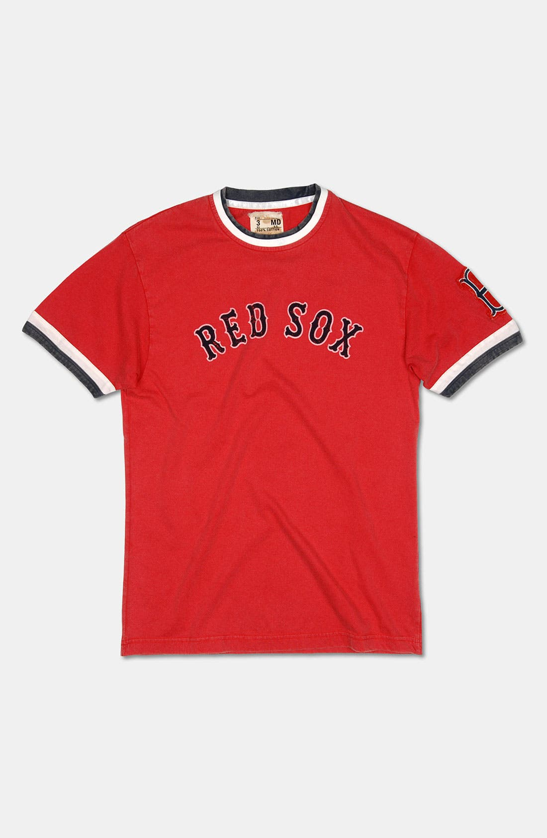 'Red Sox - Remote Control' T-Shirt,                             Main thumbnail 1, color,