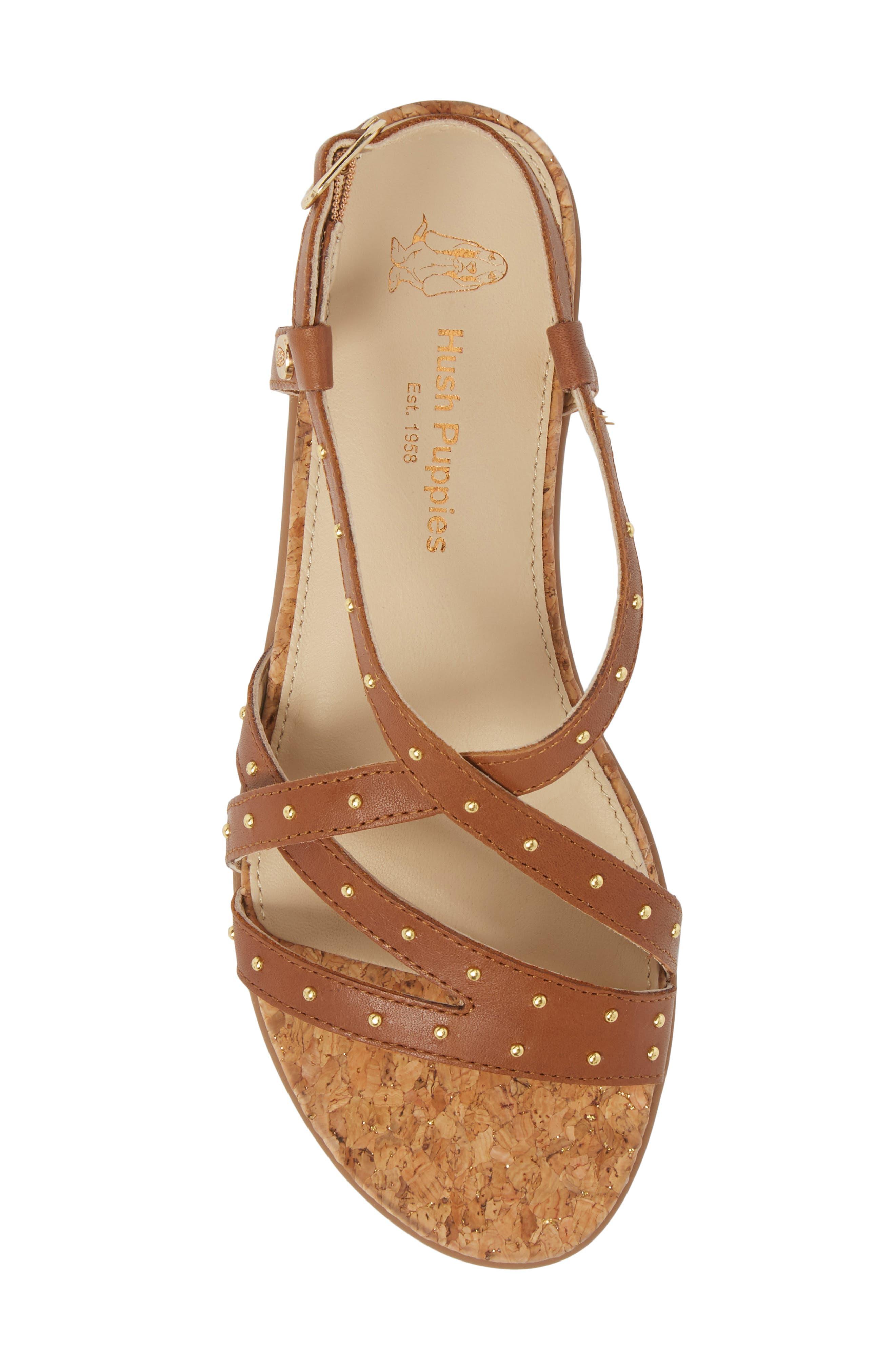 Dalmatian Studded Sandal,                             Alternate thumbnail 18, color,