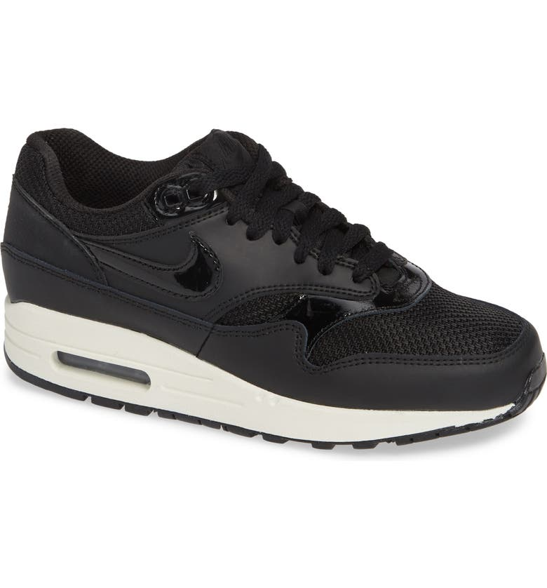 official photos d48c7 65a3a NIKE Air Max 1 ND Sneaker, Main, color, BLACK BLACK-BLACK