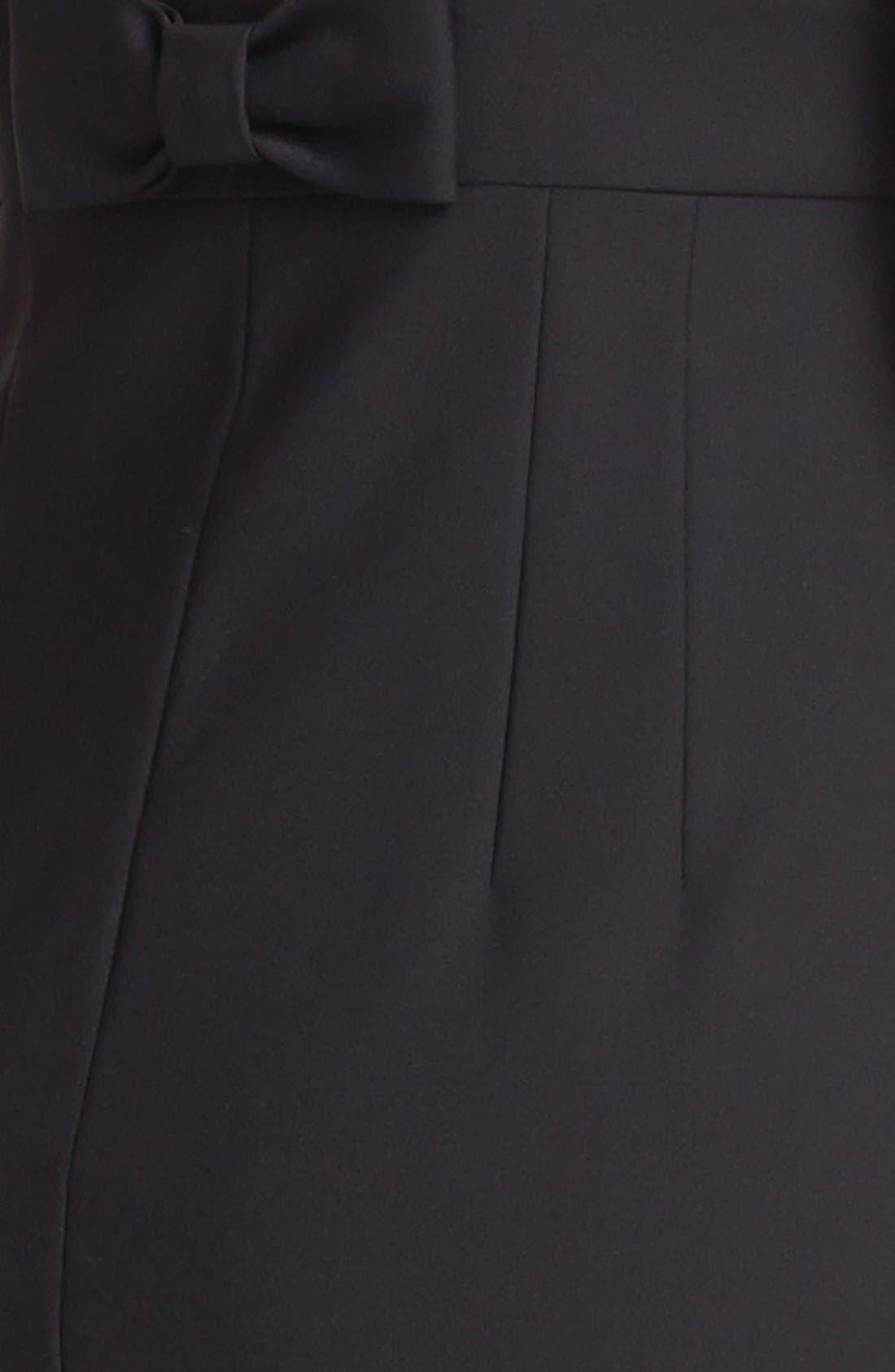 KATE SPADE NEW YORK,                             'joyann' sleeveless dress,                             Alternate thumbnail 2, color,                             001
