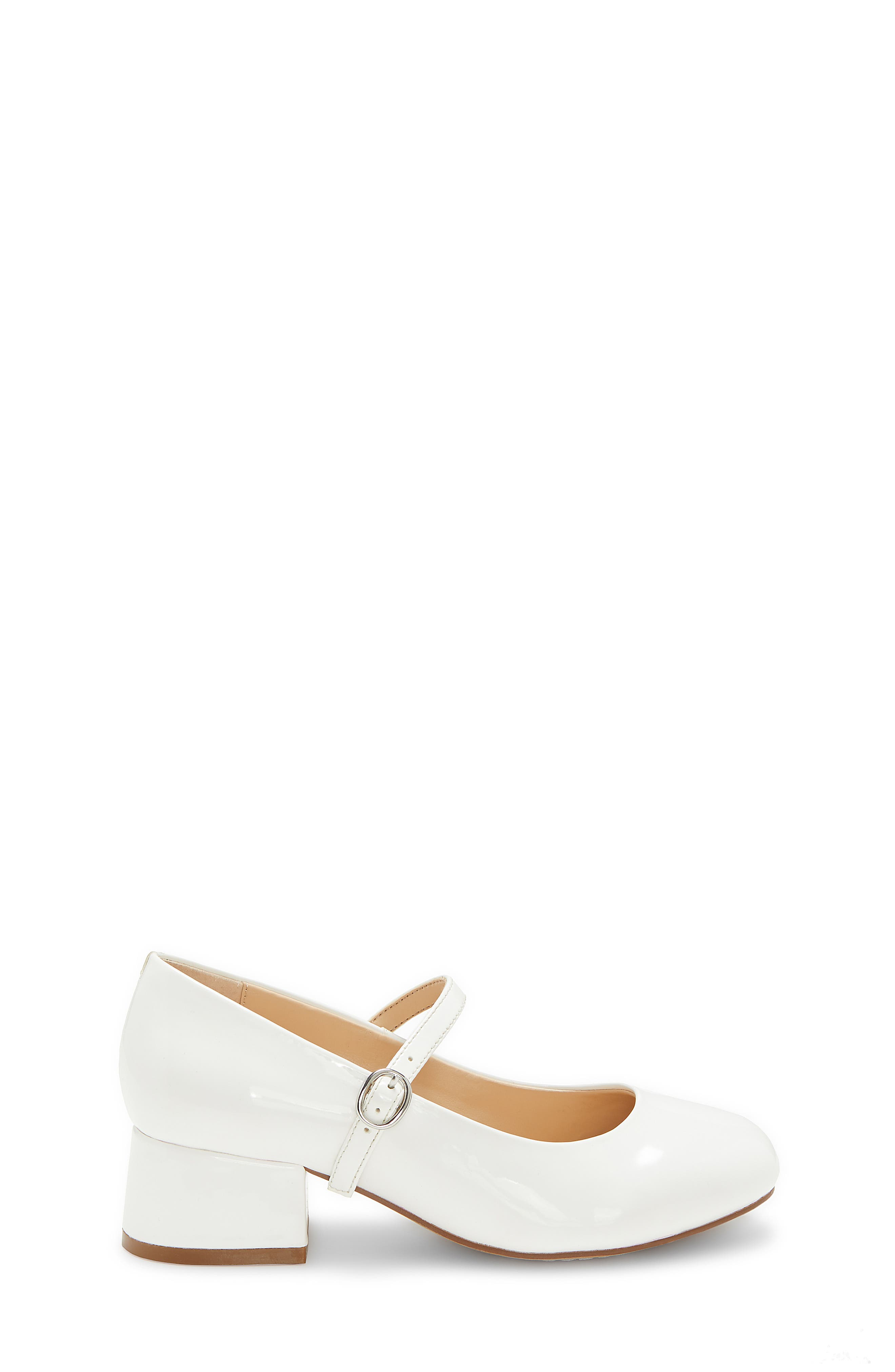 VINCE CAMUTO,                             Brenna Mary Jane Pump,                             Alternate thumbnail 3, color,                             WHITE