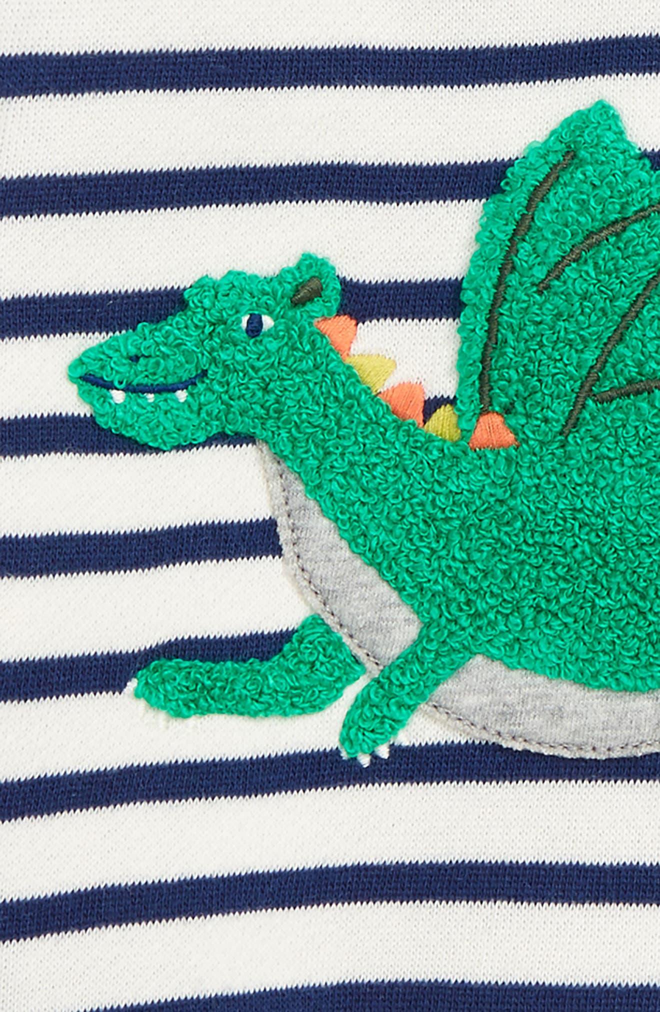 Appliqué Cozy Sweatshirt,                             Alternate thumbnail 2, color,                             900