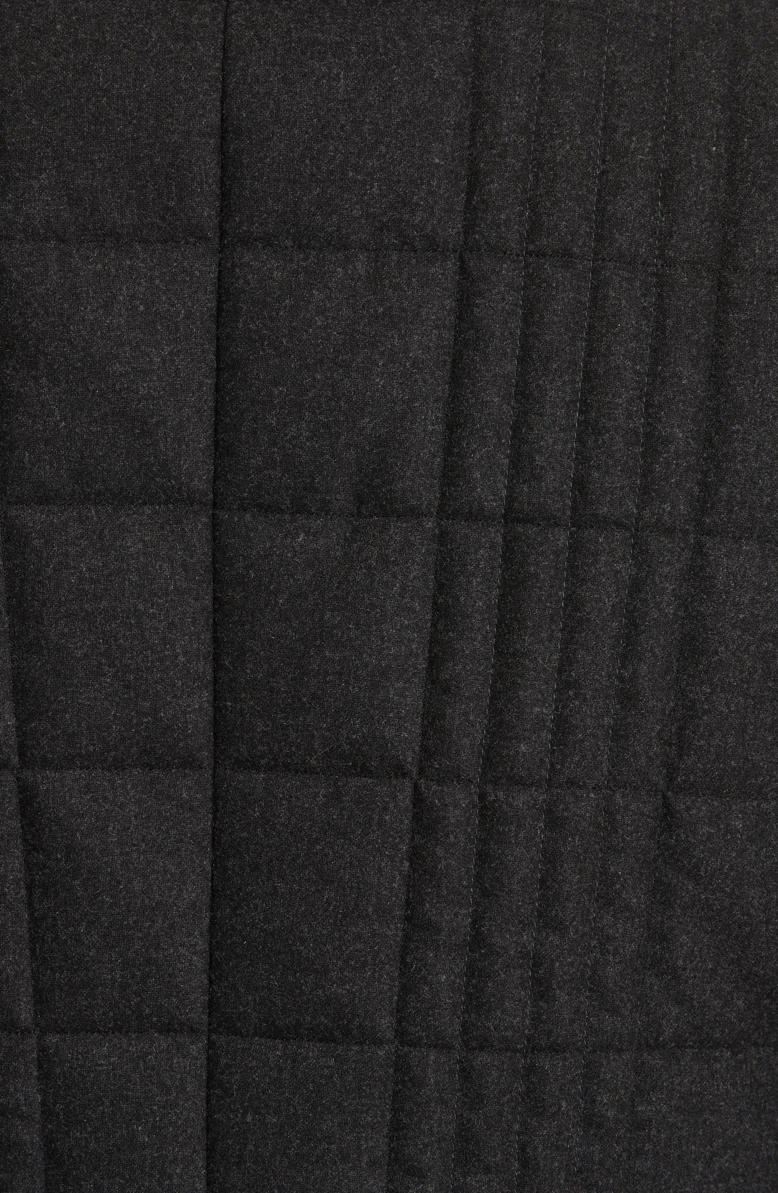 Quilted Field Jacket,                             Alternate thumbnail 5, color,                             024