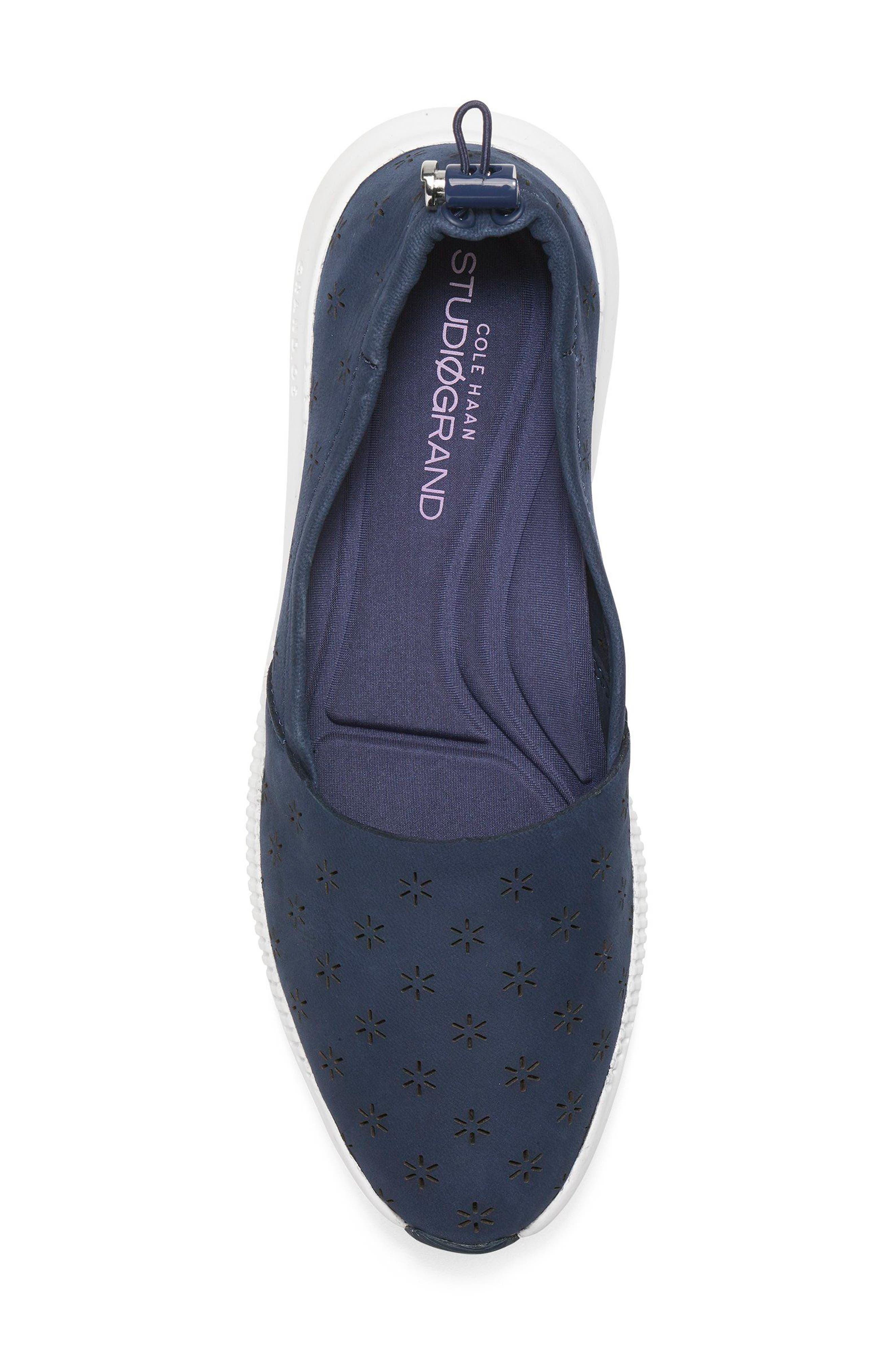 Studiogrand Perforated Slip-on,                             Alternate thumbnail 24, color,