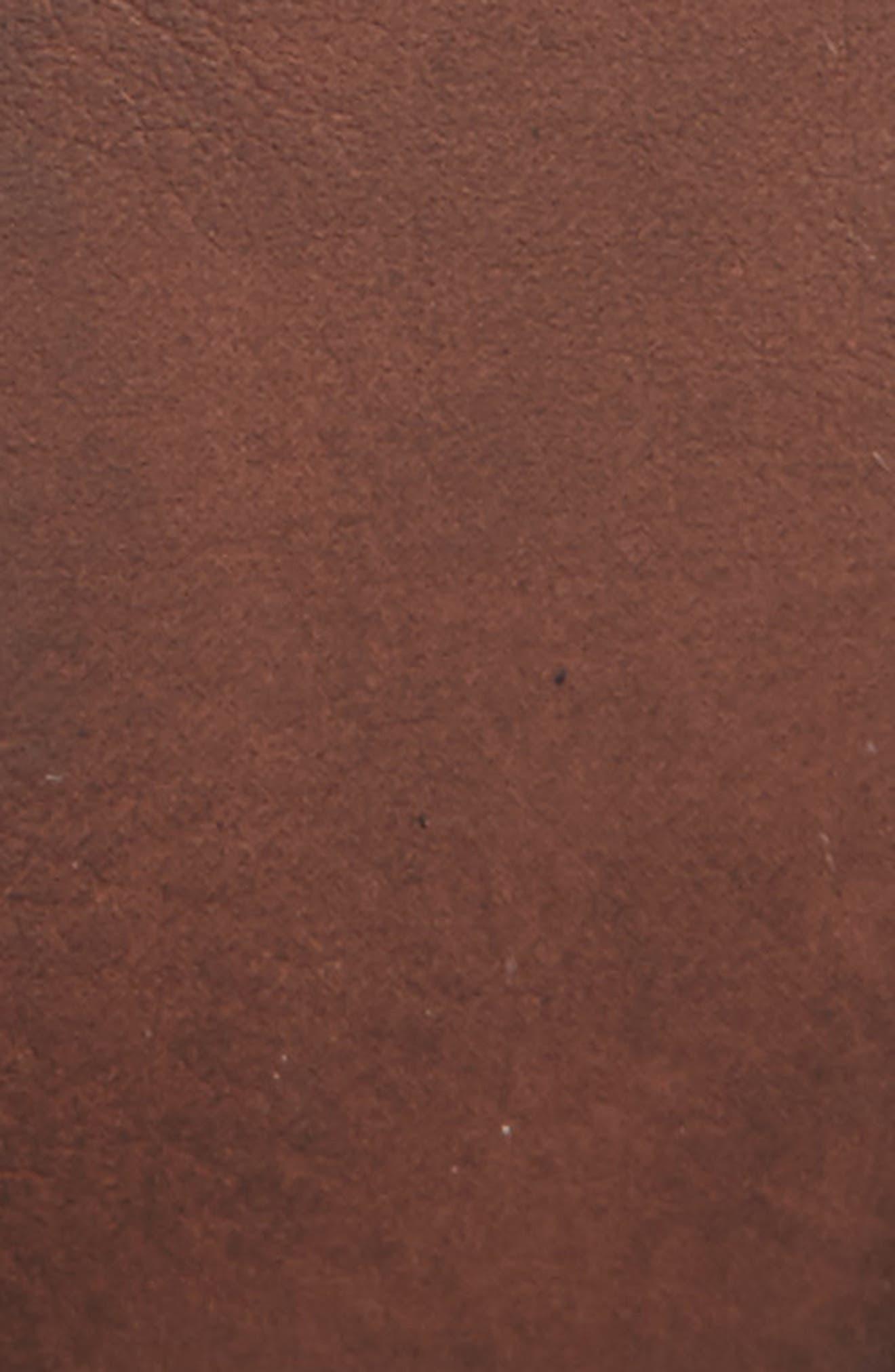 Faux Leather Belt,                             Alternate thumbnail 3, color,