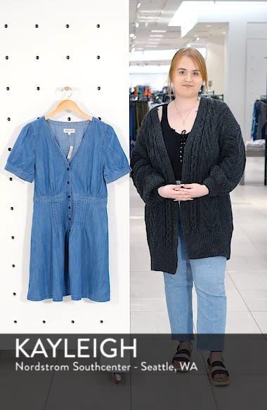 Denim Daylily Dress, sales video thumbnail