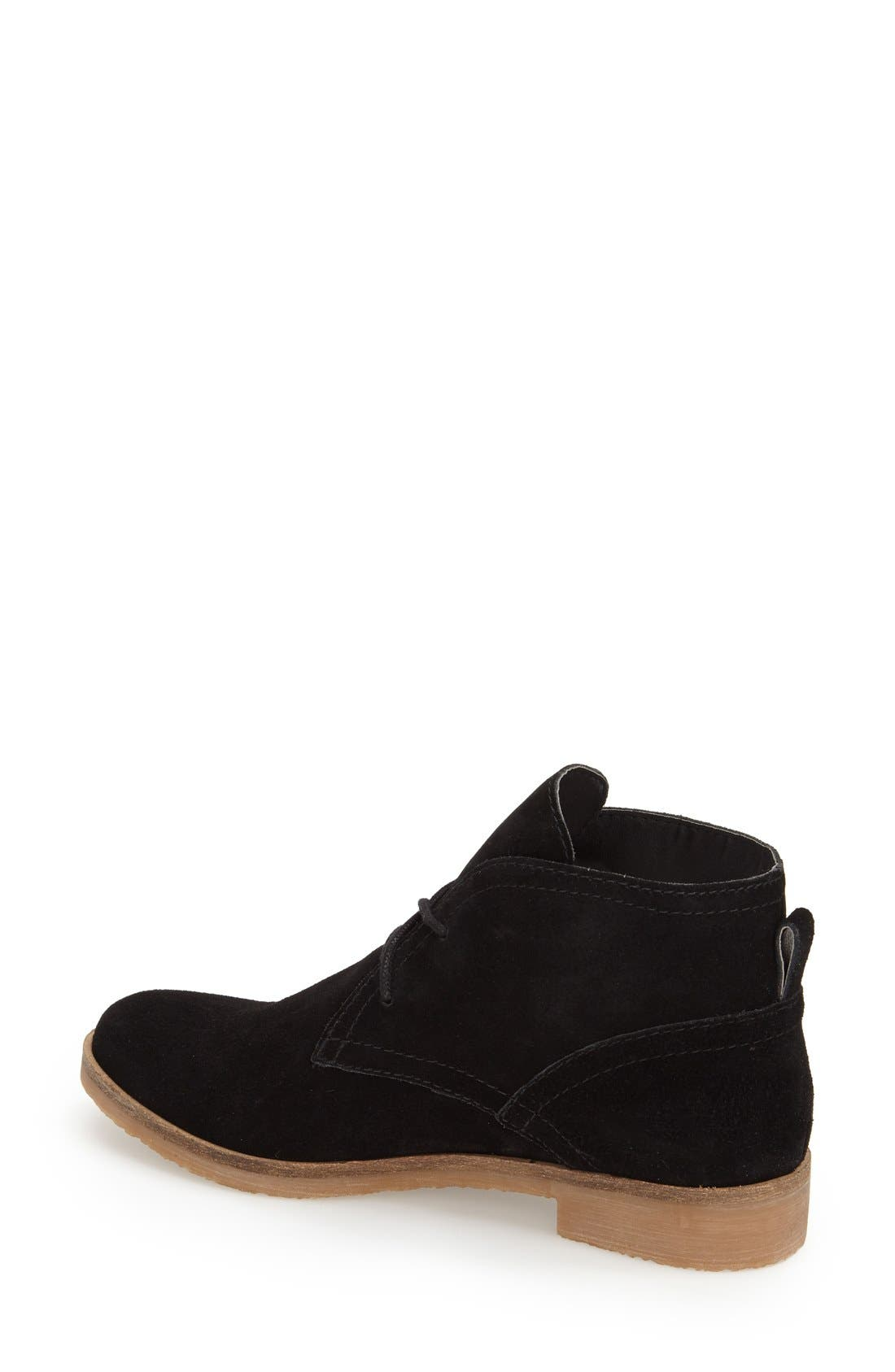 LuckyBrand'Garboh'Lace-UpBootie,                             Alternate thumbnail 2, color,                             001