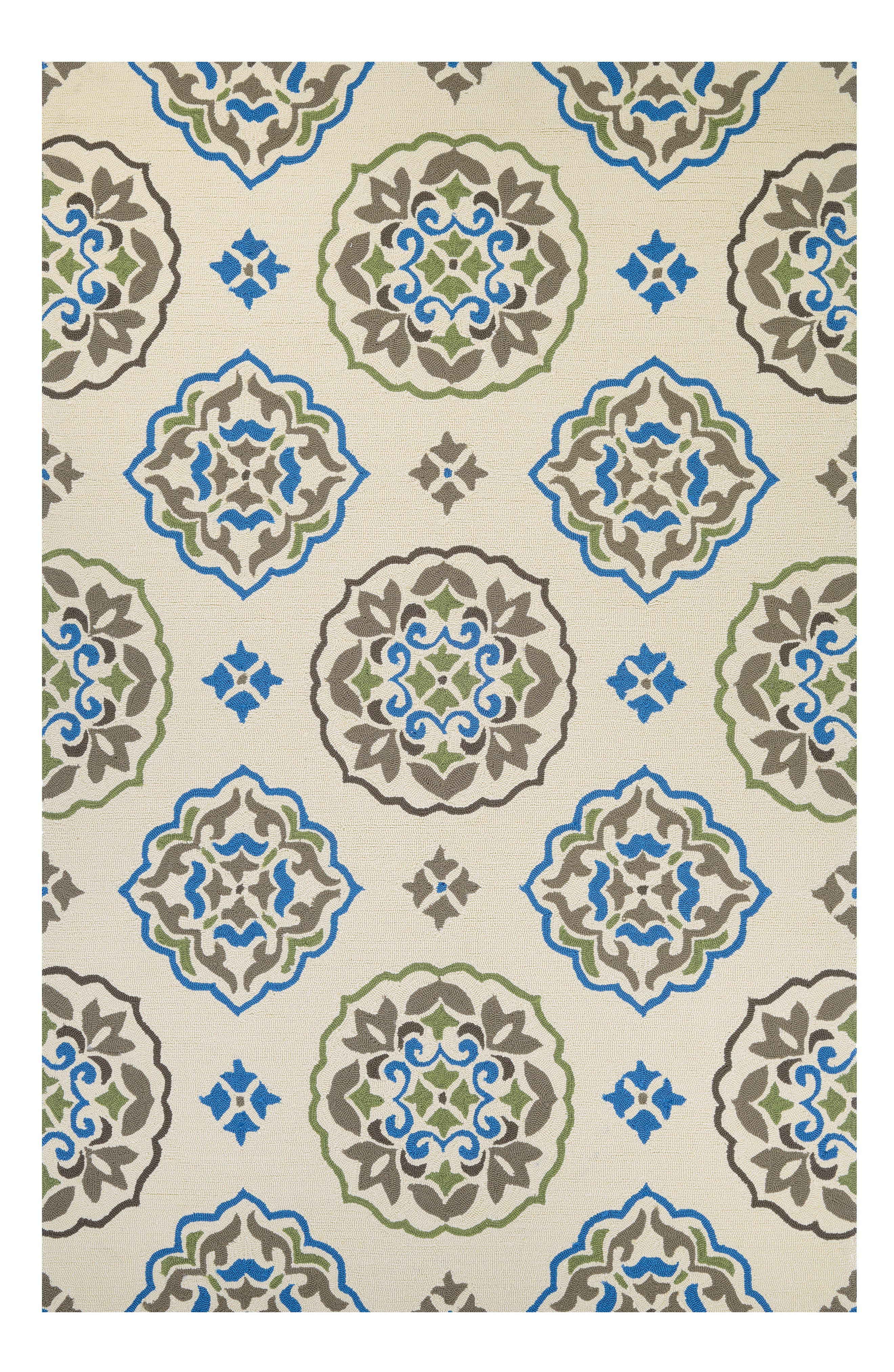 San Clemente Indoor/Outdoor Rug,                             Alternate thumbnail 2, color,                             400
