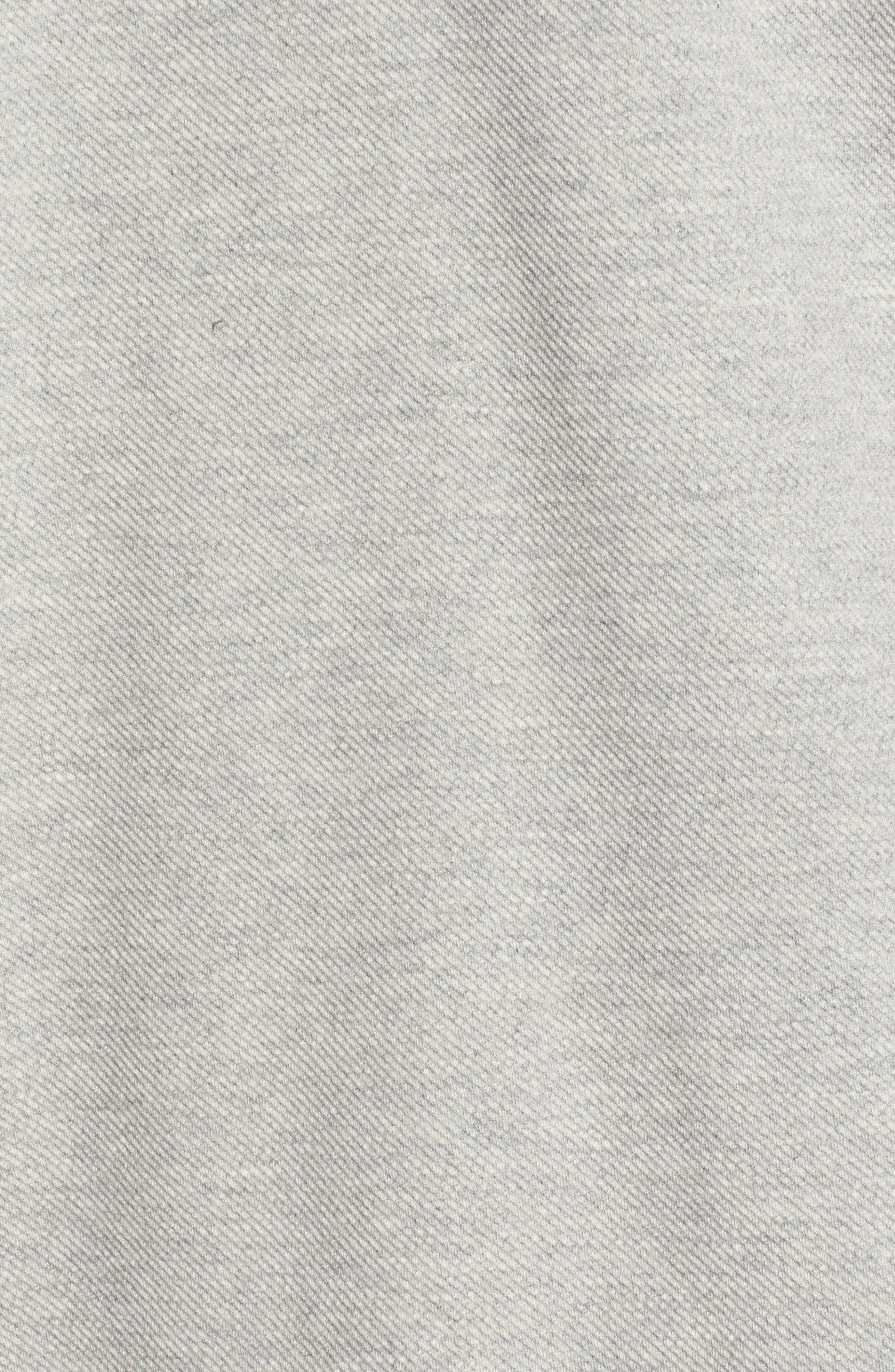Knit Trucker Jacket,                             Alternate thumbnail 6, color,                             029