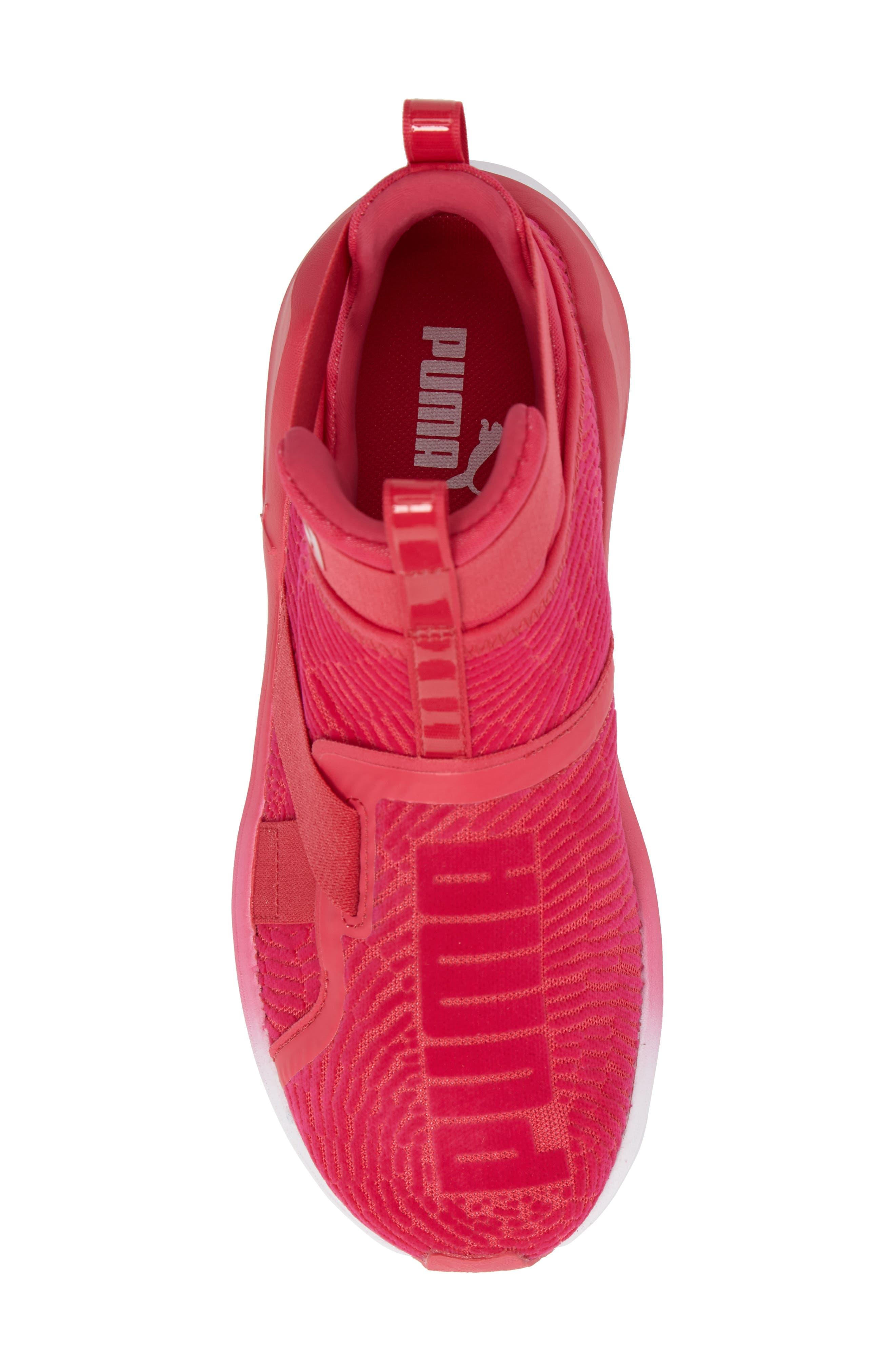 Fierce Strap Training Sneaker,                             Alternate thumbnail 37, color,