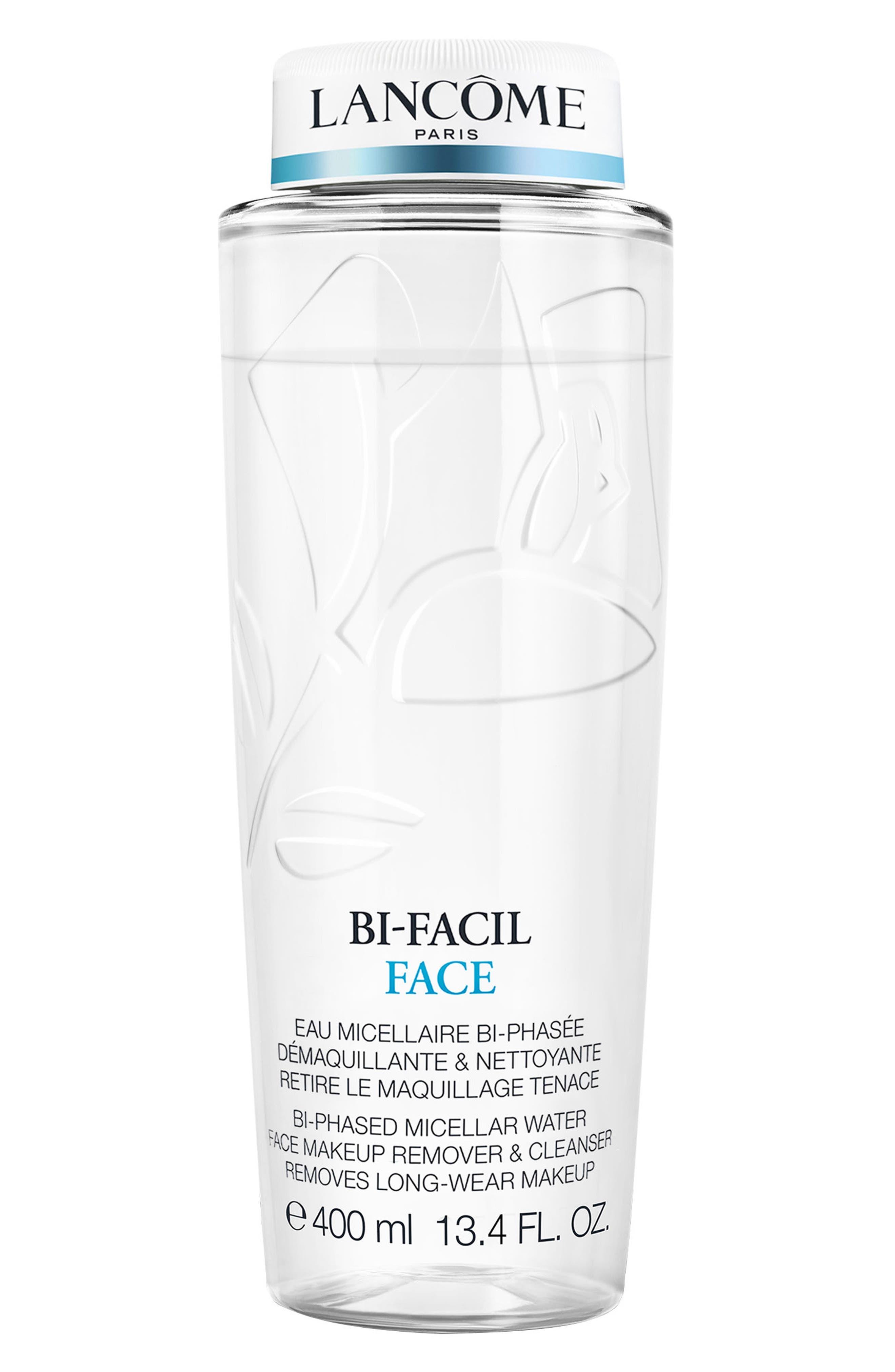 Bi-Facil Face Bi-Phased Micellar Water,                             Main thumbnail 1, color,                             NO COLOR