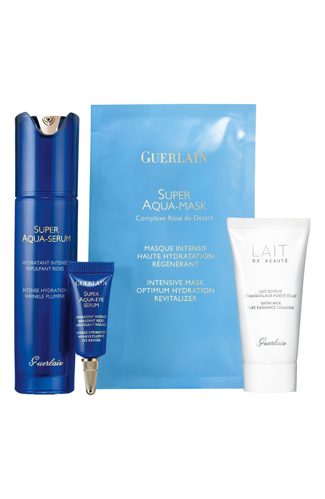 'Super Aqua-Serum' Set,                             Main thumbnail 1, color,                             000