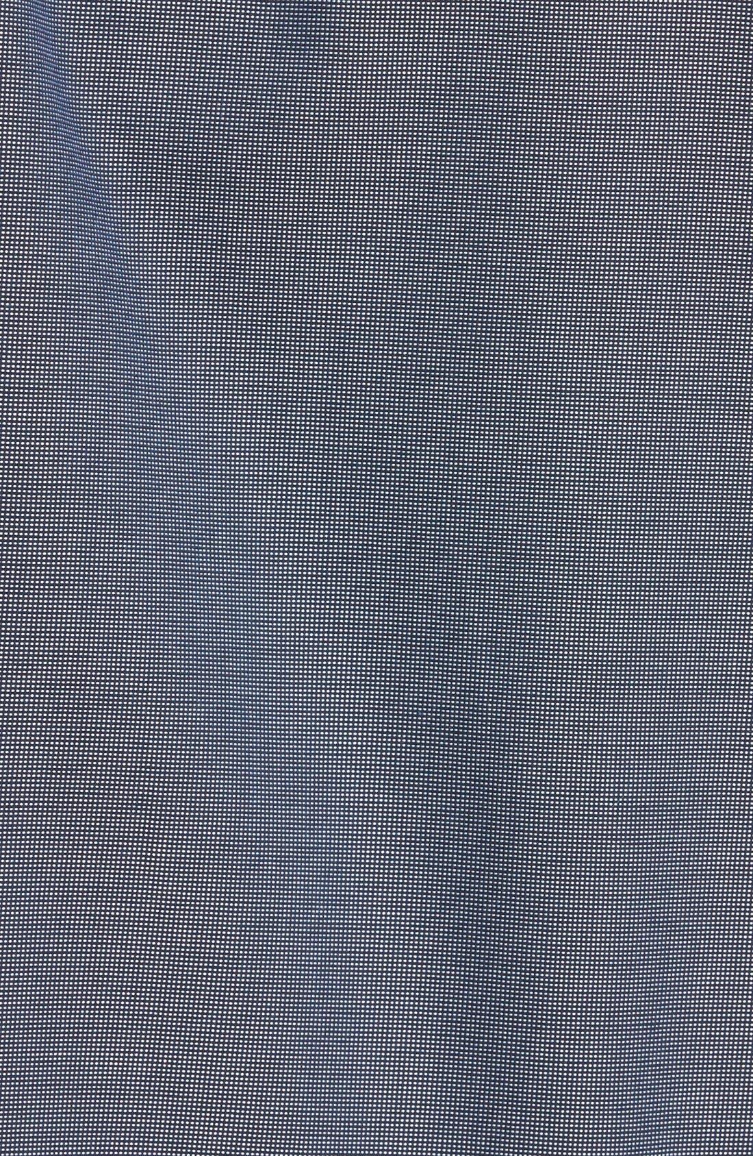 'Classic' Smartcare<sup>™</sup> Regular Fit Short Sleeve Cotton Sport Shirt,                             Alternate thumbnail 51, color,