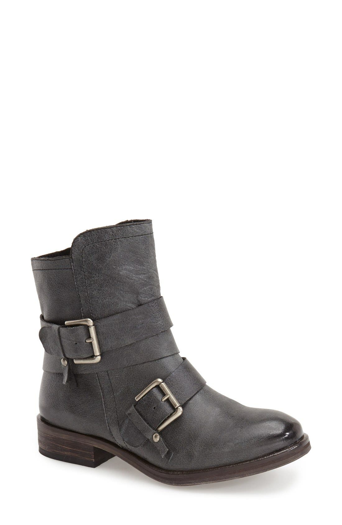Treasure&Bond 'Sabana' Short Boot,                         Main,                         color, 001