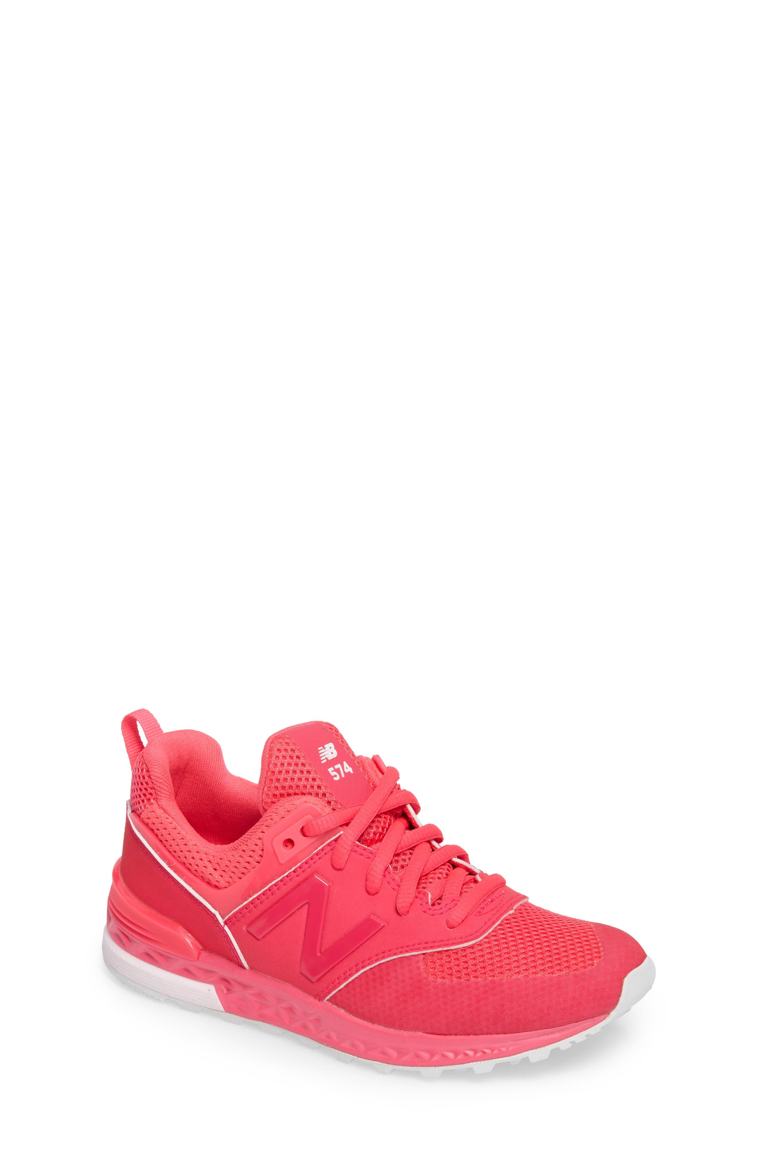 574 v2 Sport Sneaker,                         Main,                         color, 660