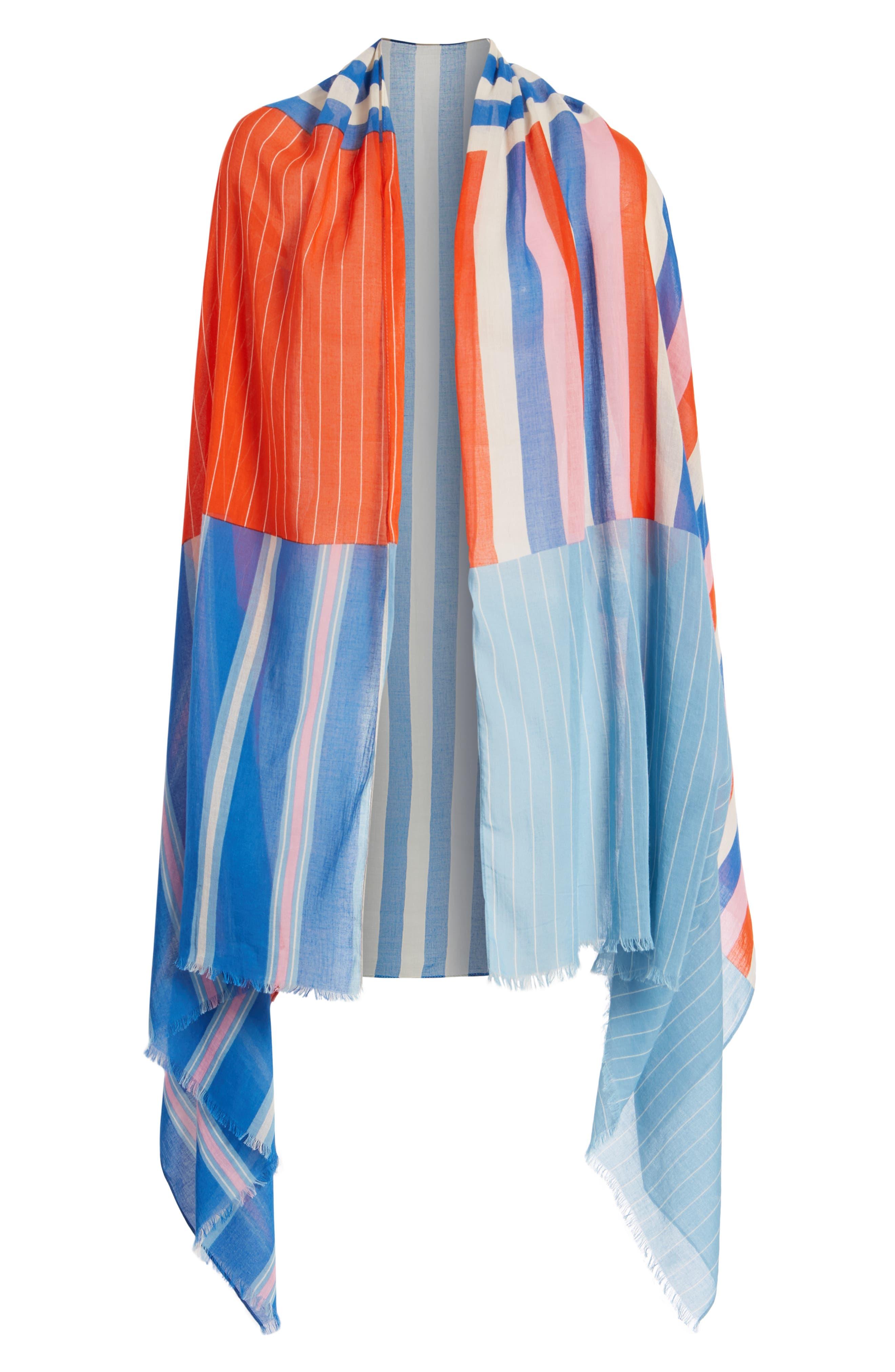 Stripe Sarong,                             Alternate thumbnail 6, color,                             900
