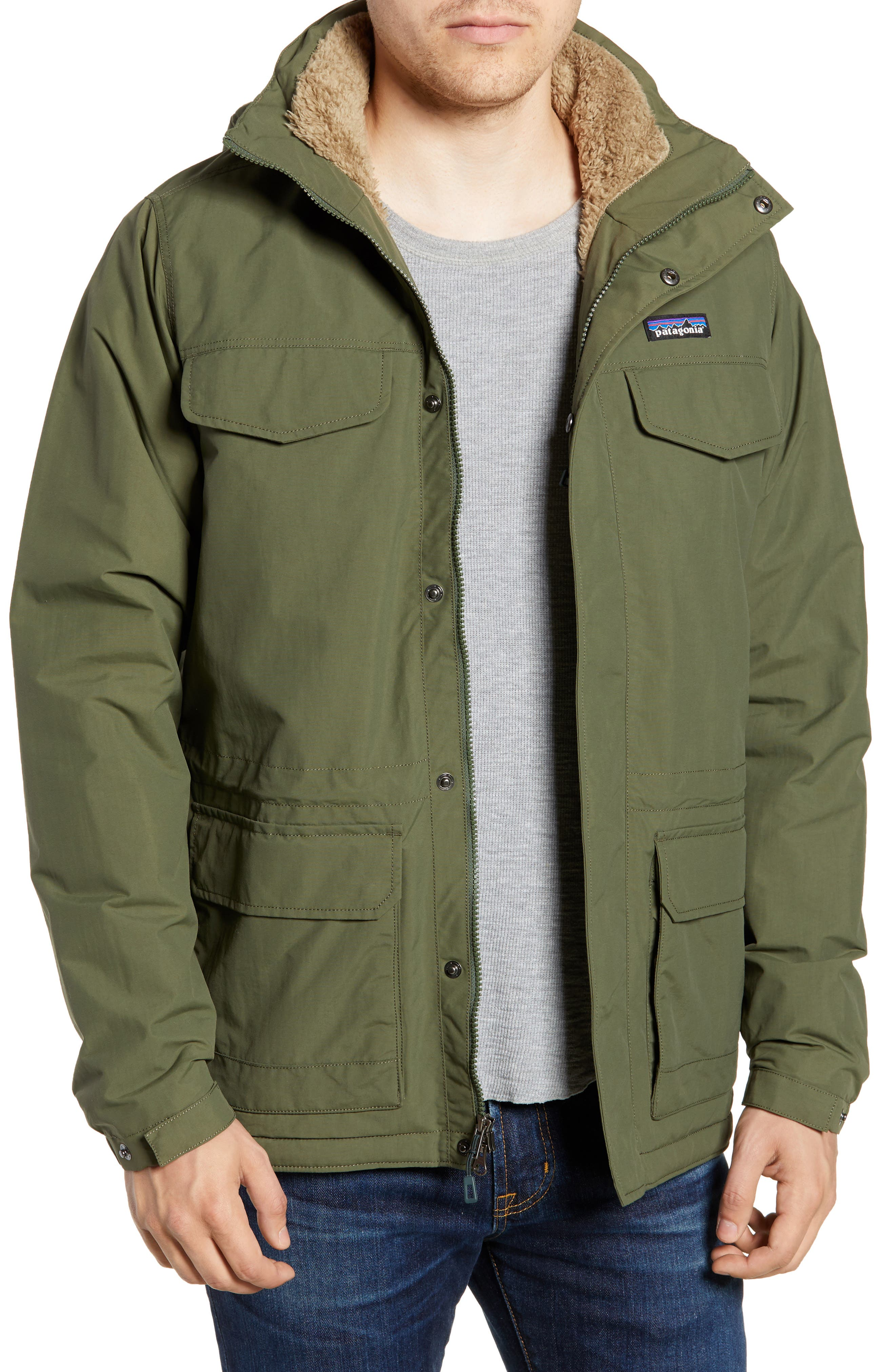 Isthmus Wind Resistant Water Repellent Hooded Parka,                         Main,                         color, 302