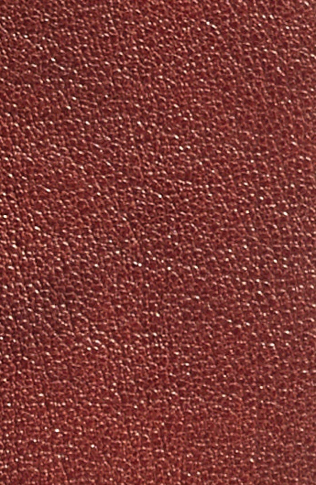 The Donatello Leather Belt,                             Alternate thumbnail 2, color,