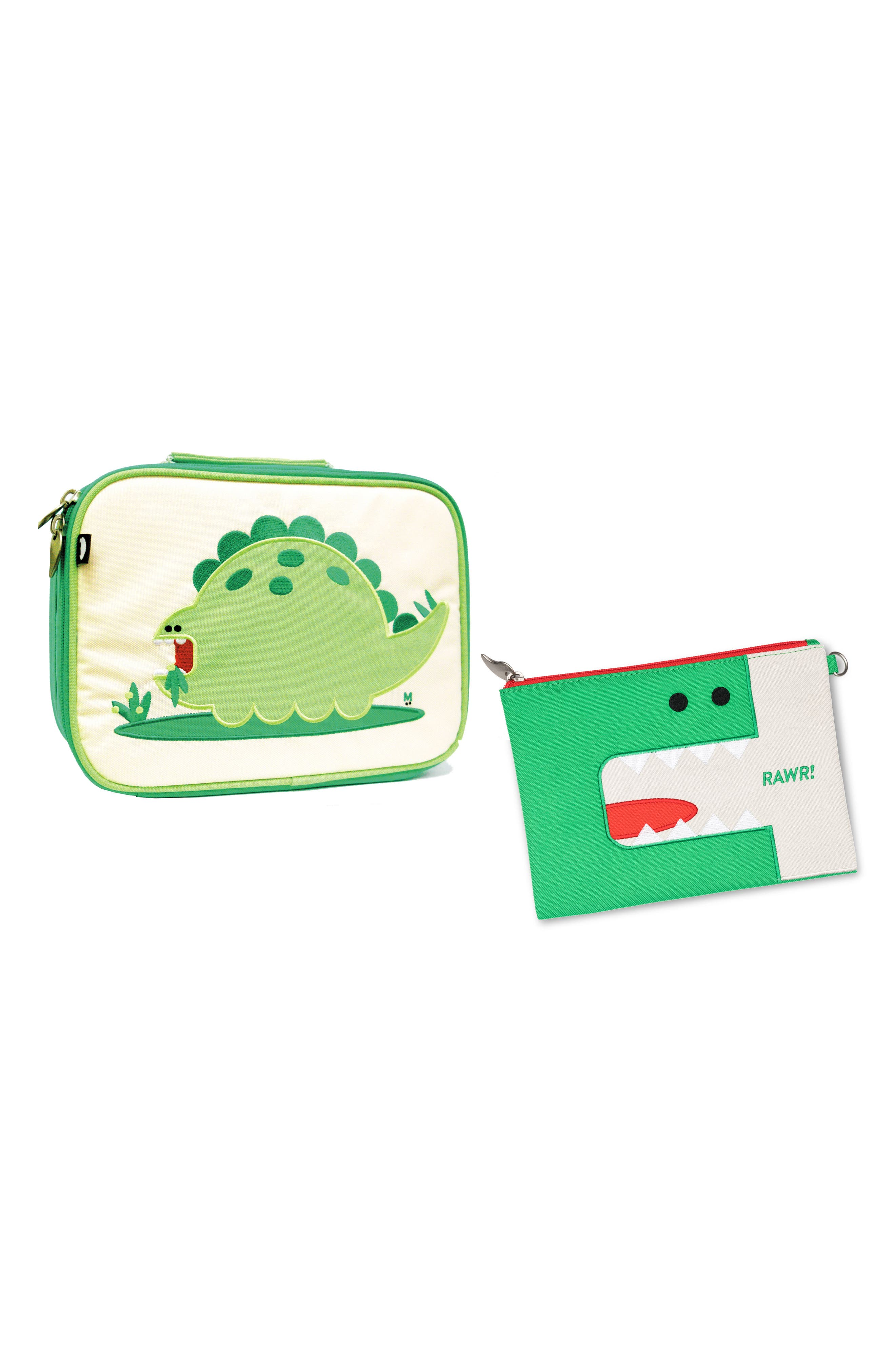 Lunch Box & Travel Pouch Set,                             Main thumbnail 2, color,