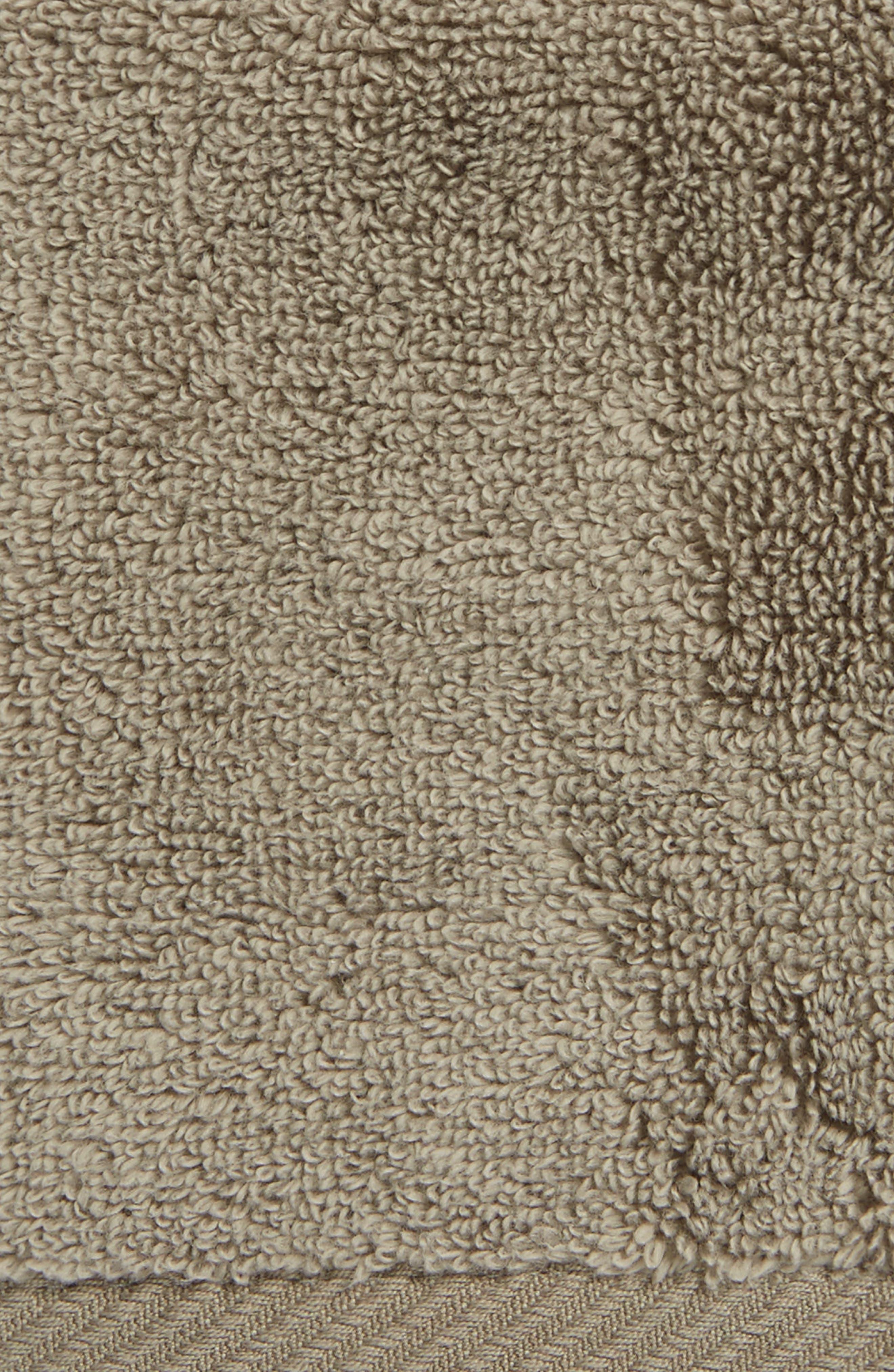Milagro Washcloth,                             Alternate thumbnail 2, color,                             STEEL