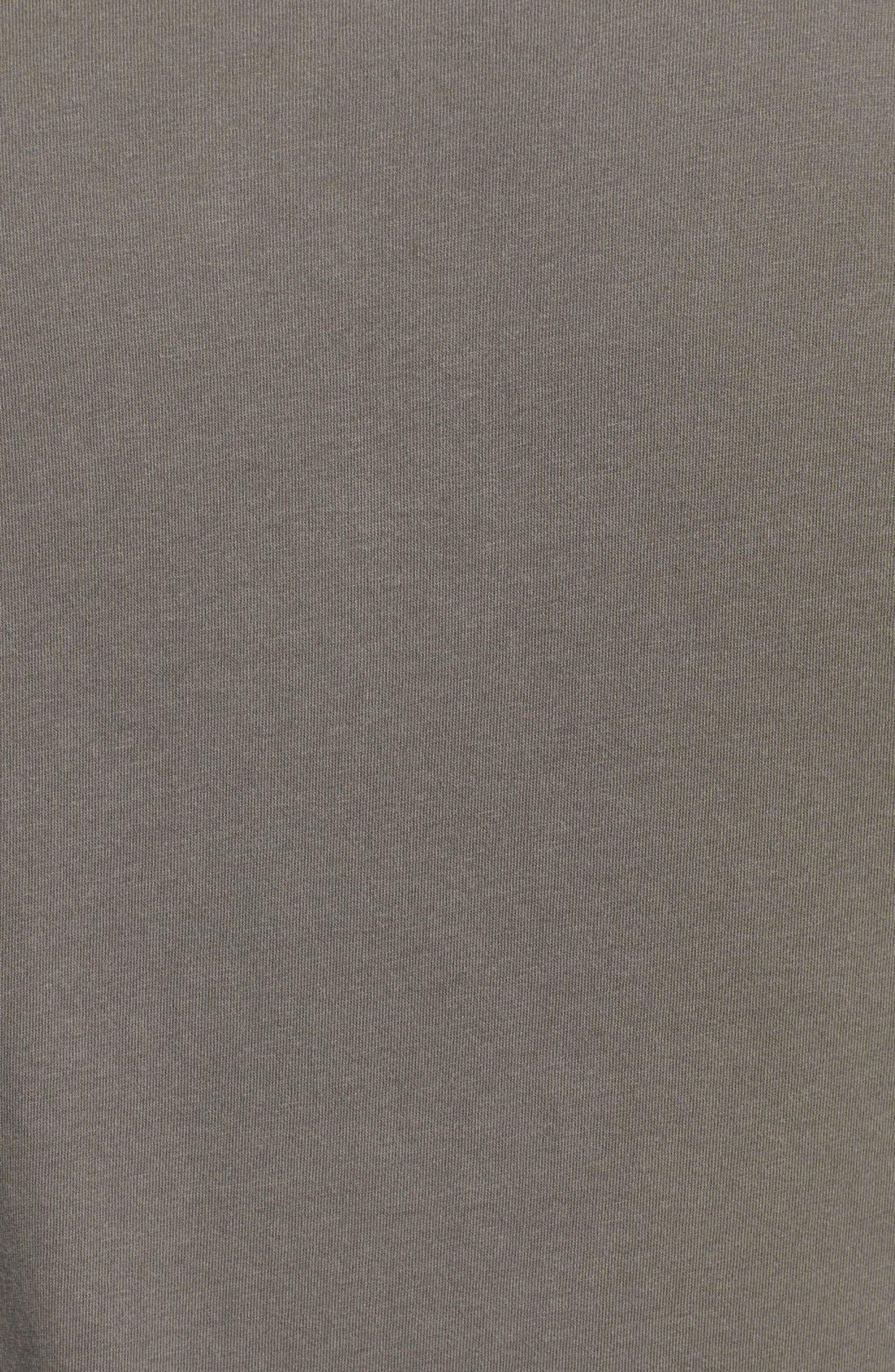 Crewneck Jersey T-Shirt,                             Alternate thumbnail 170, color,