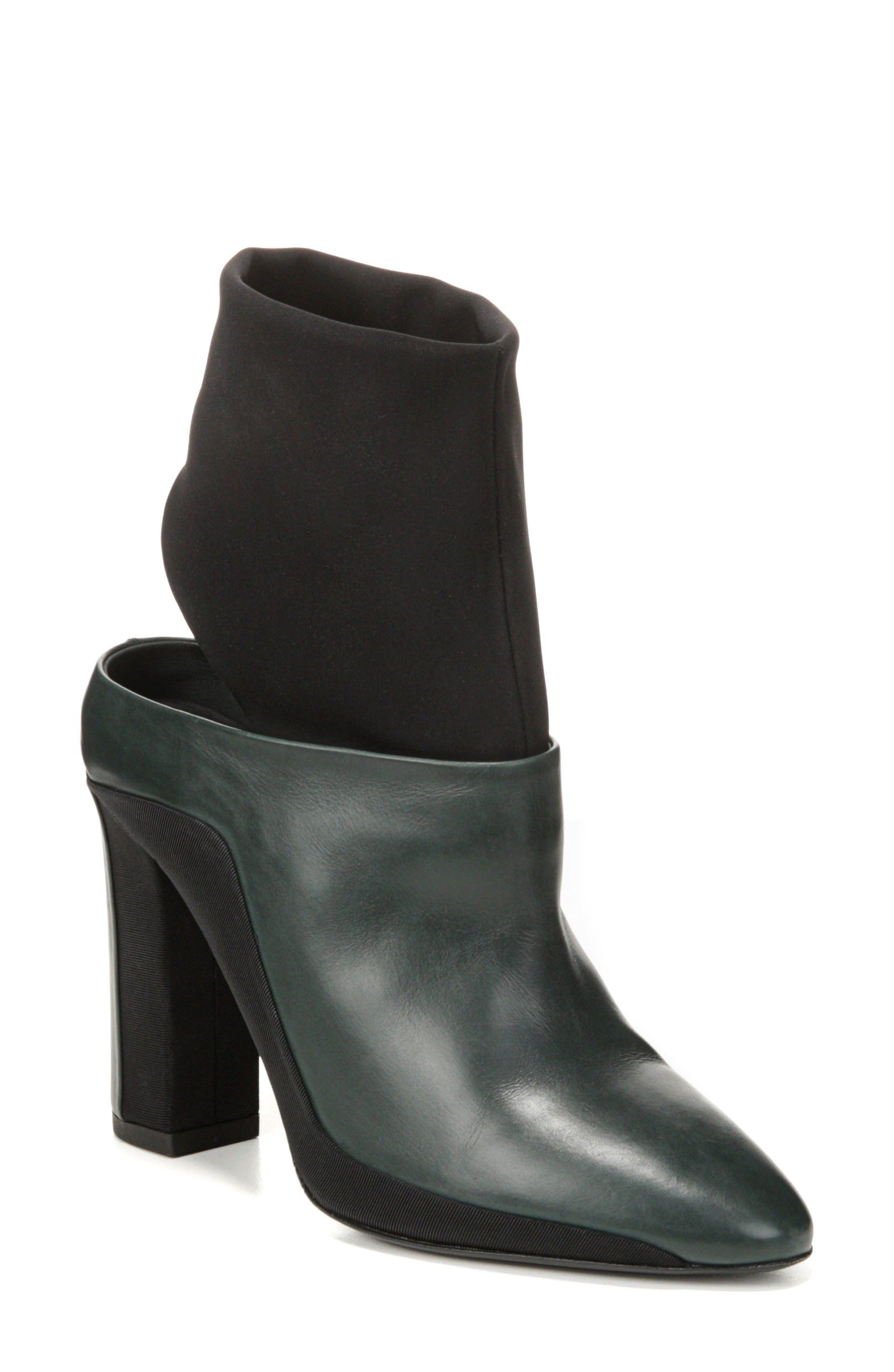 Agyness Cutout Boot,                             Main thumbnail 3, color,