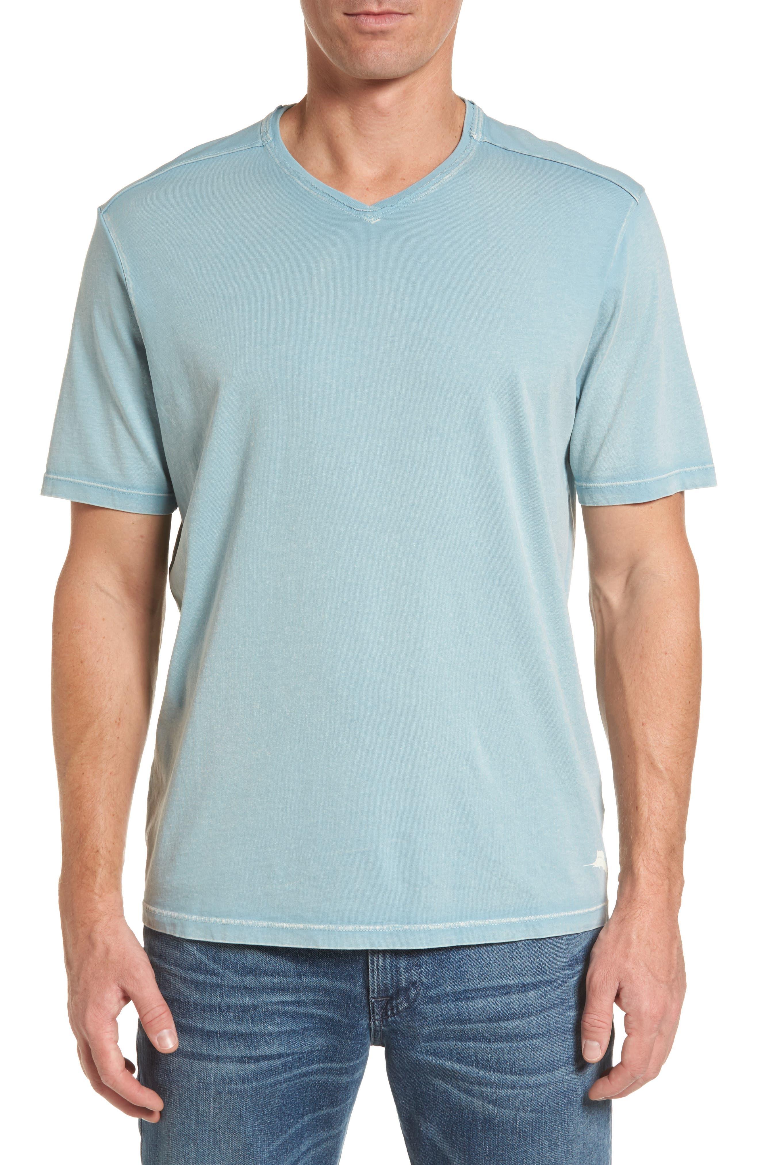 'Kahuna' V-Neck T-Shirt,                             Main thumbnail 1, color,                             303