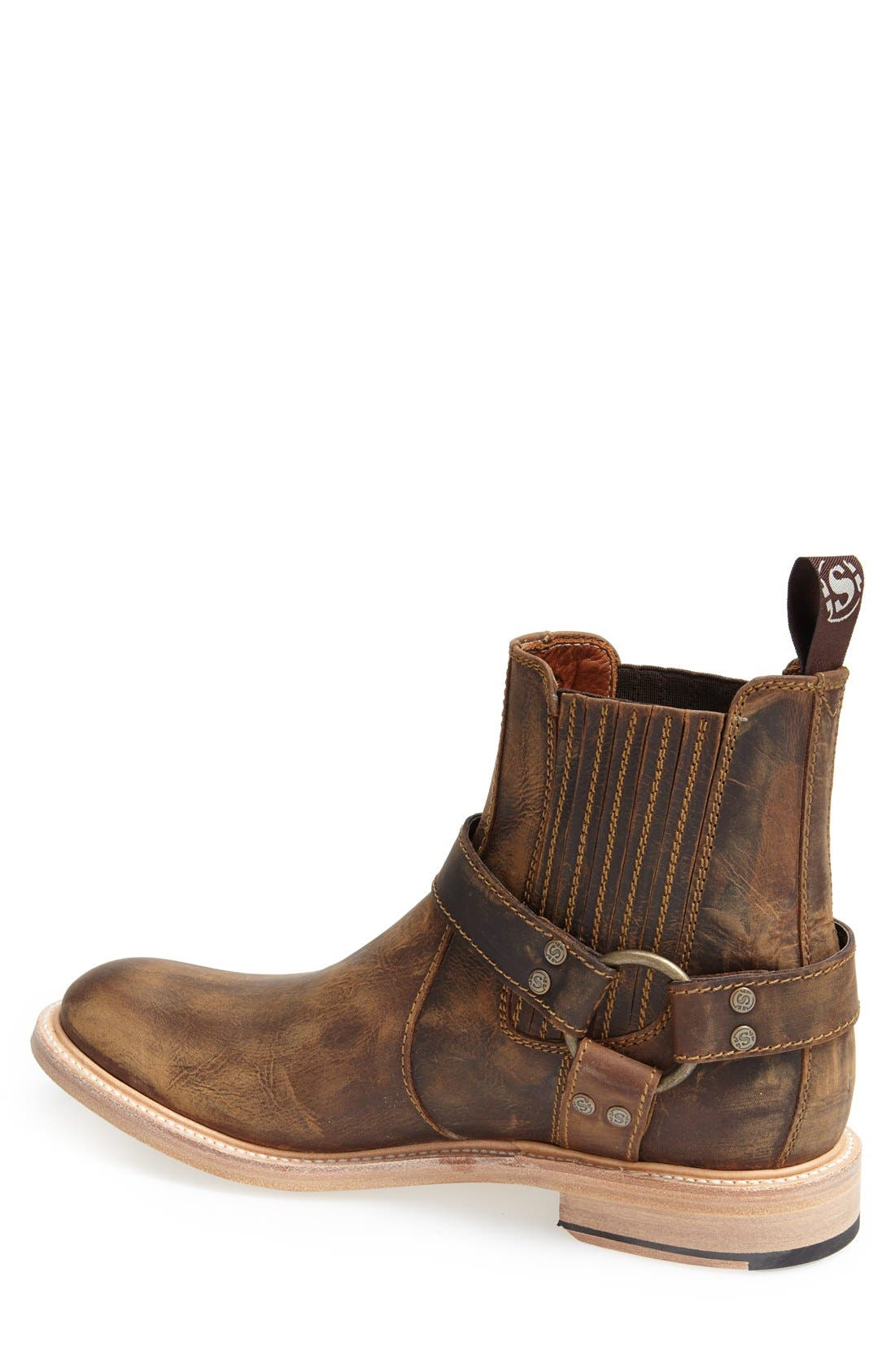Boots 'Blake' Harness Boot,                             Alternate thumbnail 4, color,                             243