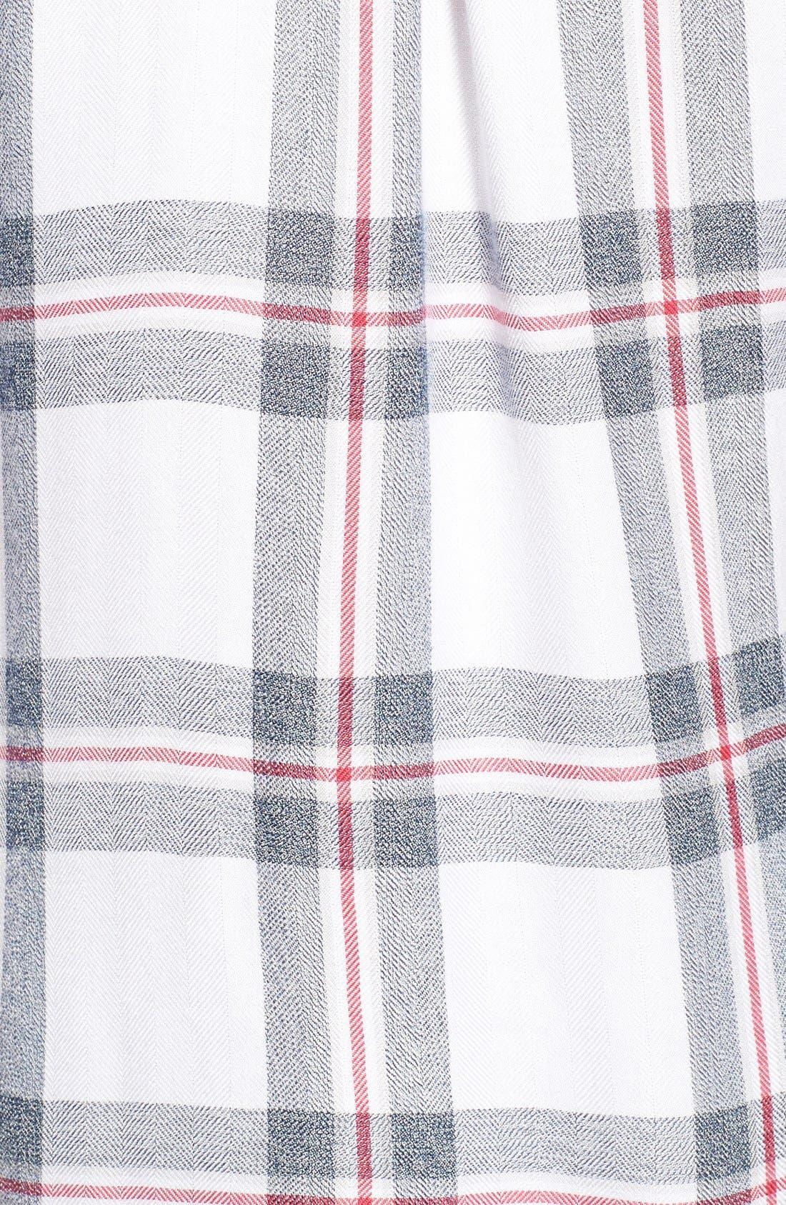 'Hunter' Plaid Shirt,                             Alternate thumbnail 5, color,                             112