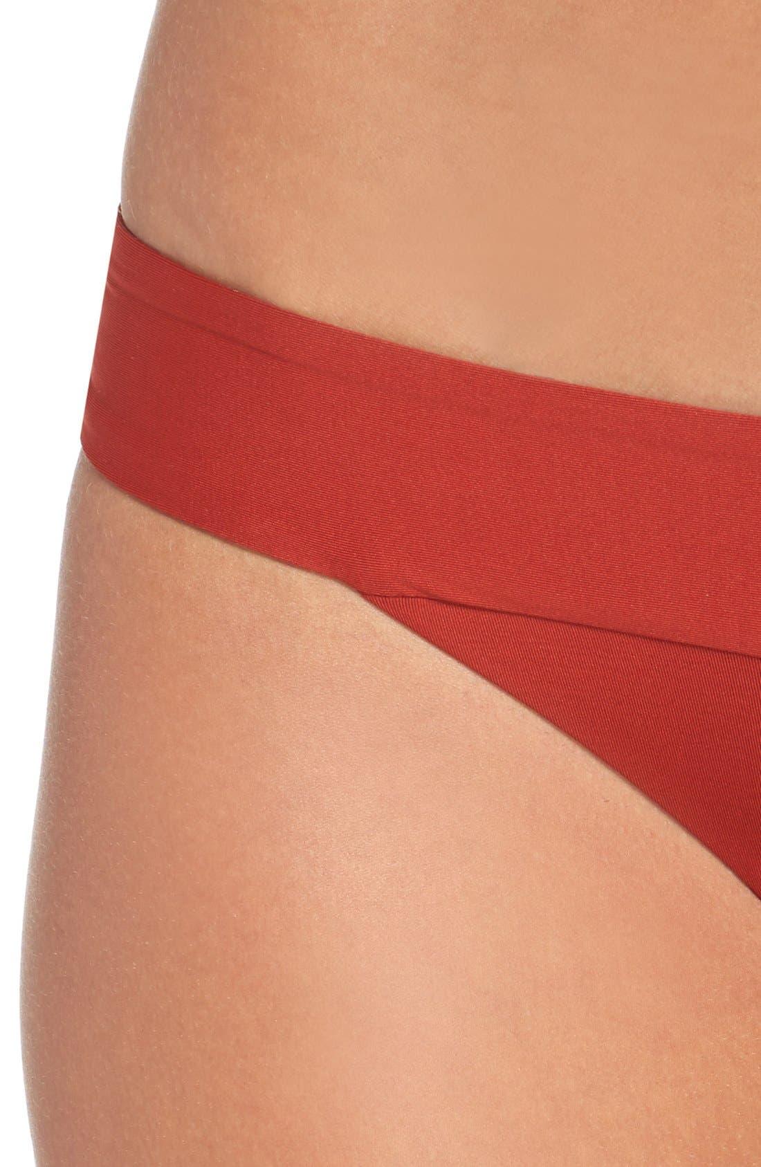 Veronica Classic Bikini Bottoms,                             Alternate thumbnail 10, color,