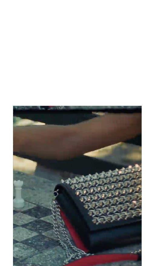 Video featuring designer fall fashion.