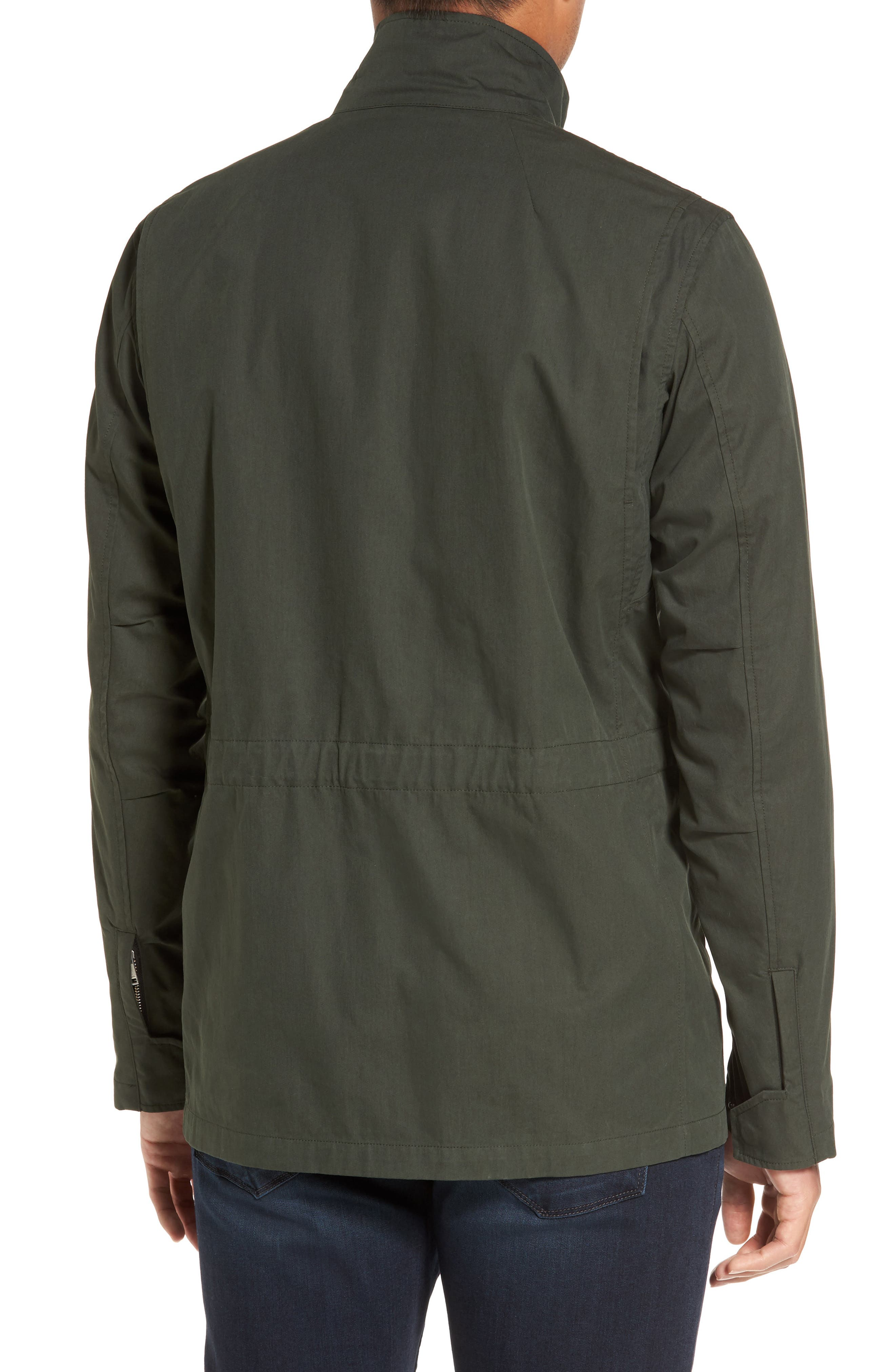 Canvas Field Jacket,                             Alternate thumbnail 2, color,