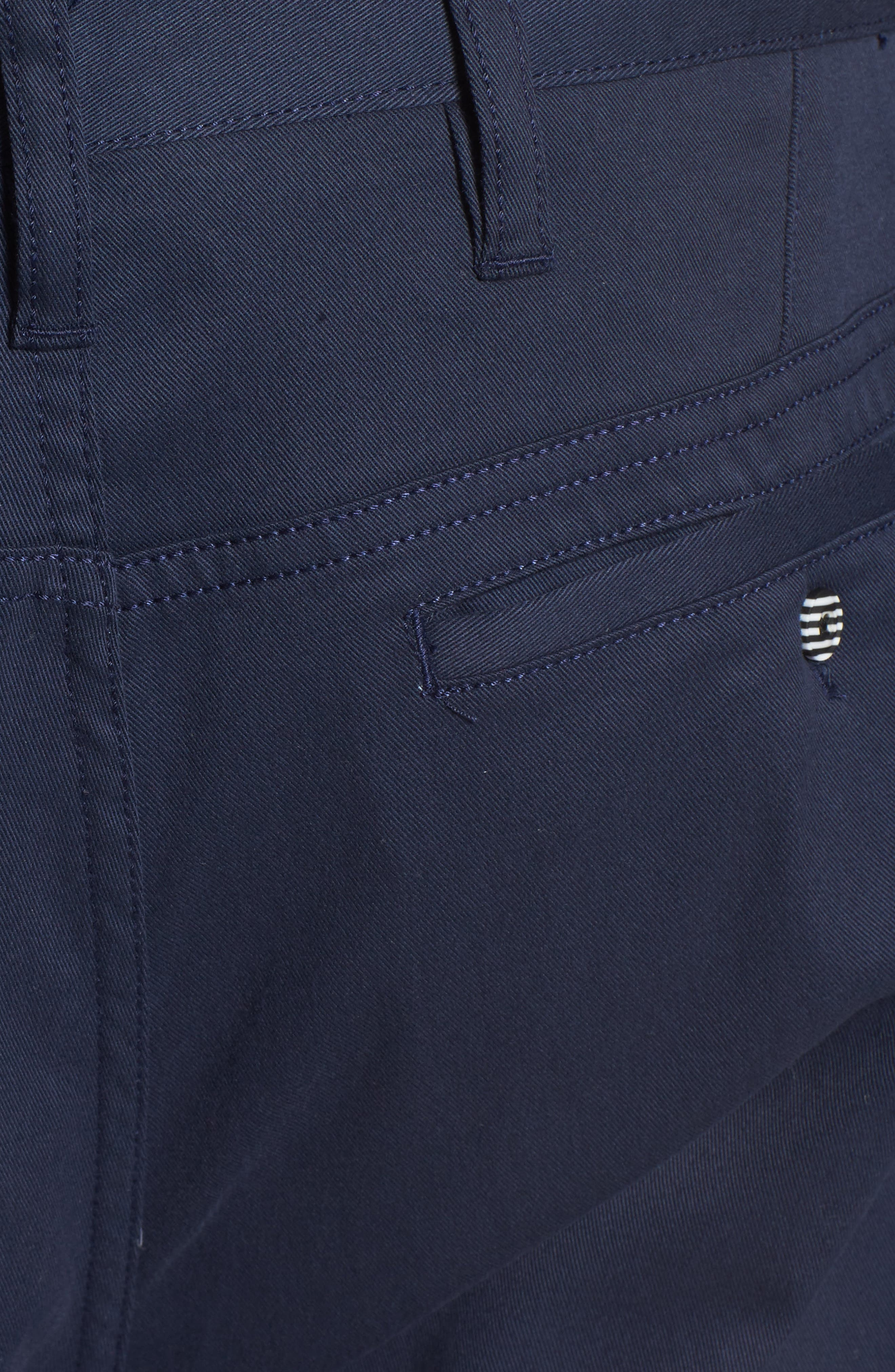 Dri-FIT Chinos,                             Alternate thumbnail 5, color,                             OBSIDIAN