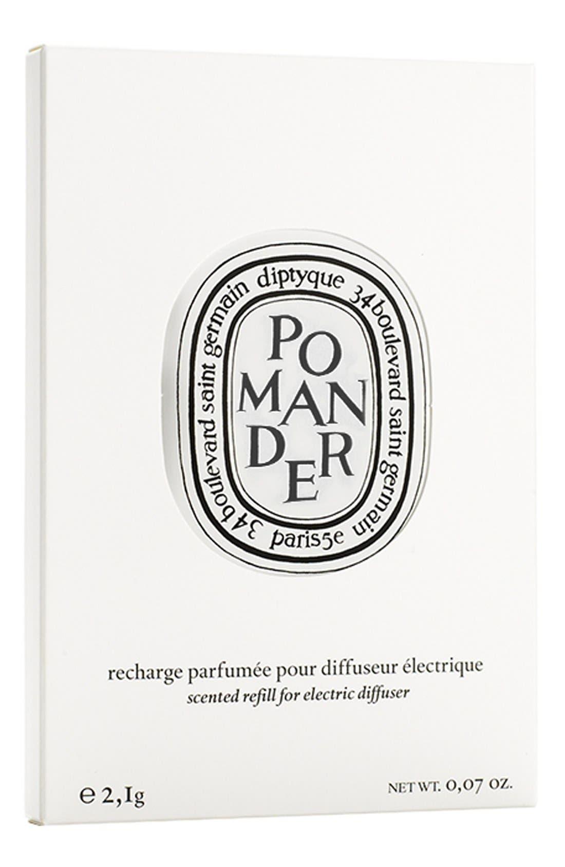 Pomander Electric Diffuser Refill Capsule,                             Alternate thumbnail 2, color,                             000