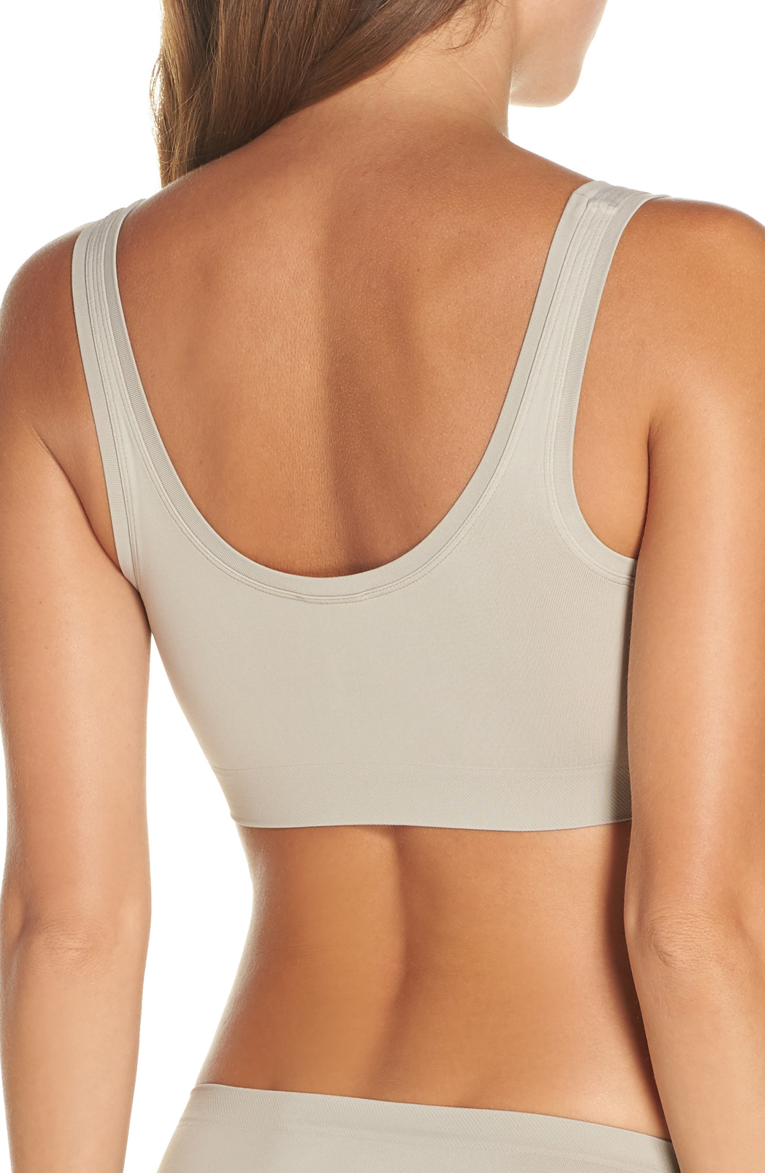'Touch Feeling' Crop Top,                             Alternate thumbnail 10, color,