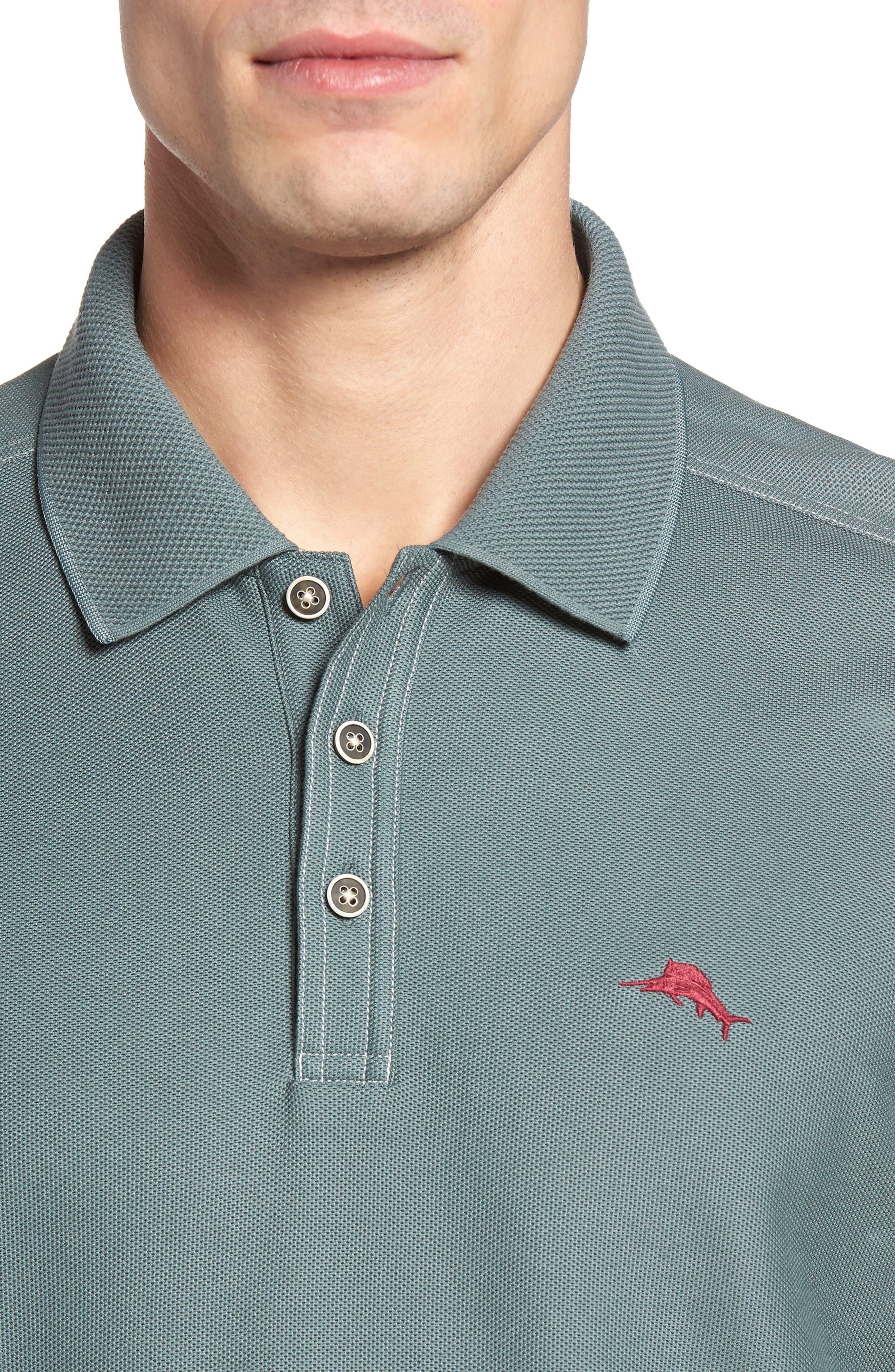 Emfielder Long Sleeve Polo,                             Alternate thumbnail 42, color,