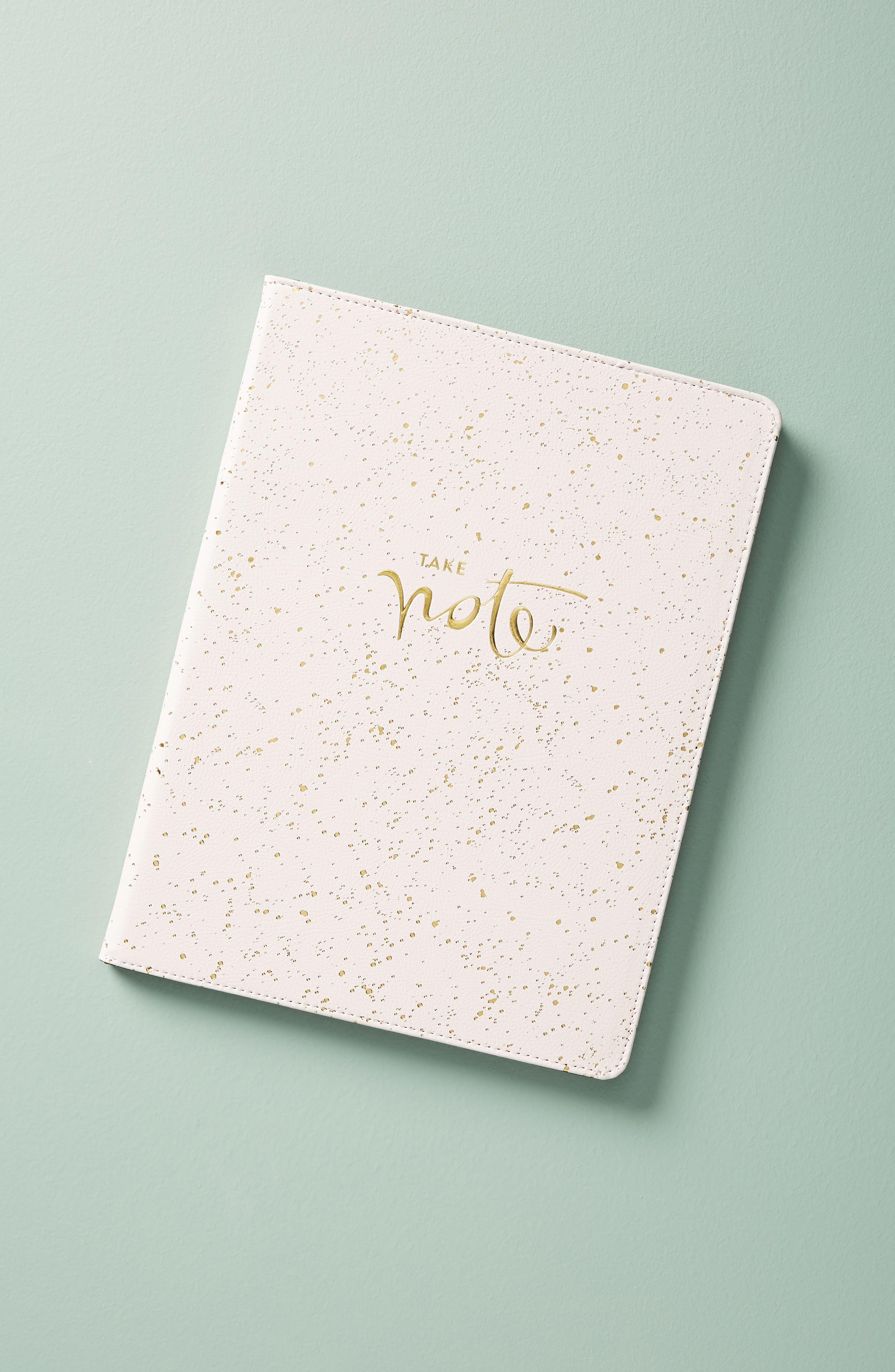 Mila Notepad Folio,                         Main,                         color, 650