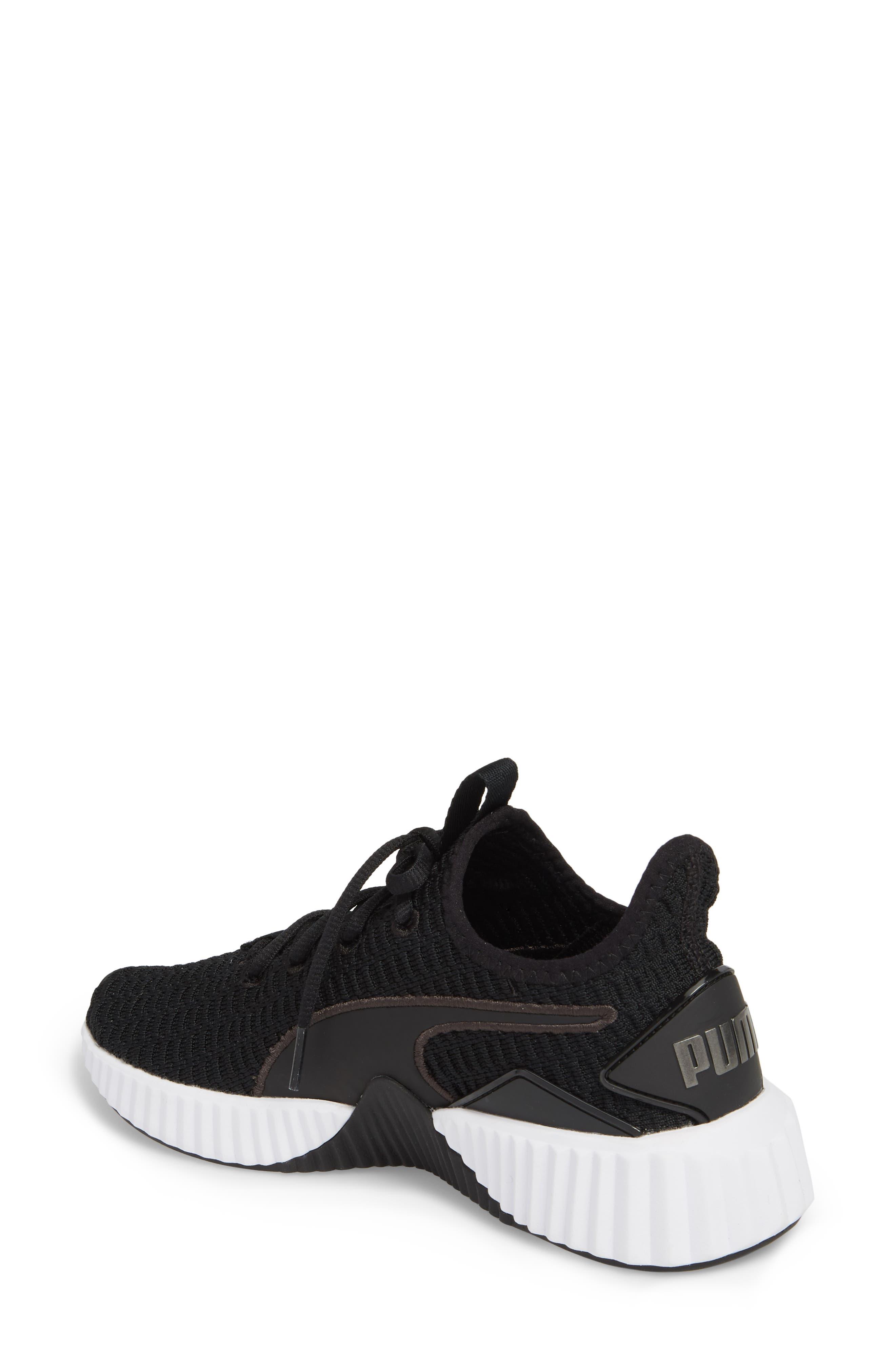 Defy Sneaker,                             Alternate thumbnail 2, color,                             001