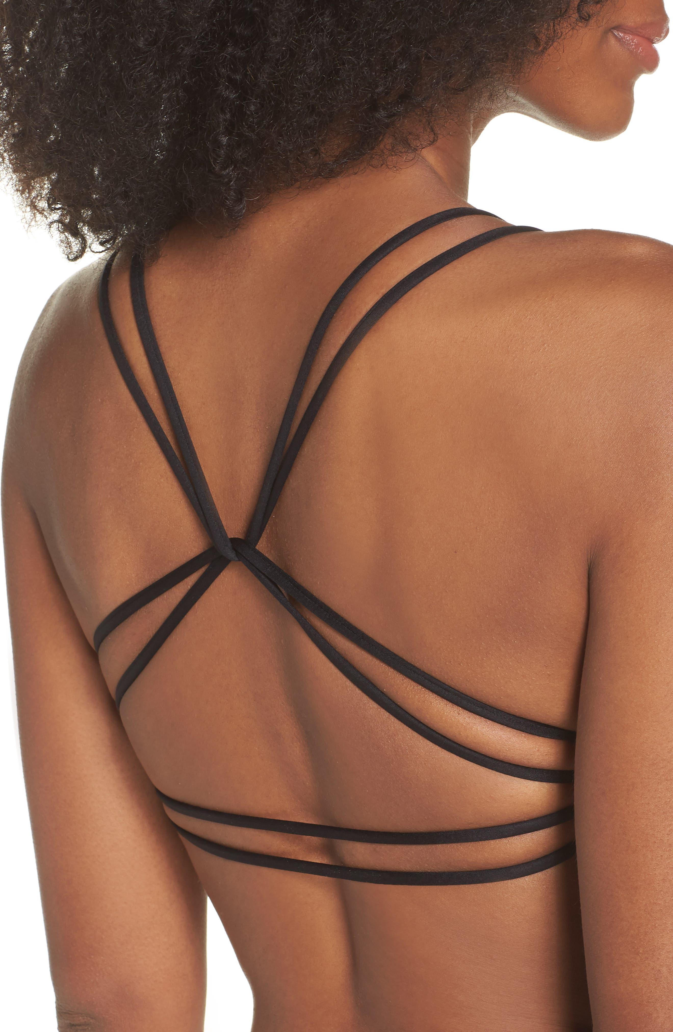 PATAGONIA,                             Seaglass Reversible Bikini Top,                             Alternate thumbnail 4, color,                             003