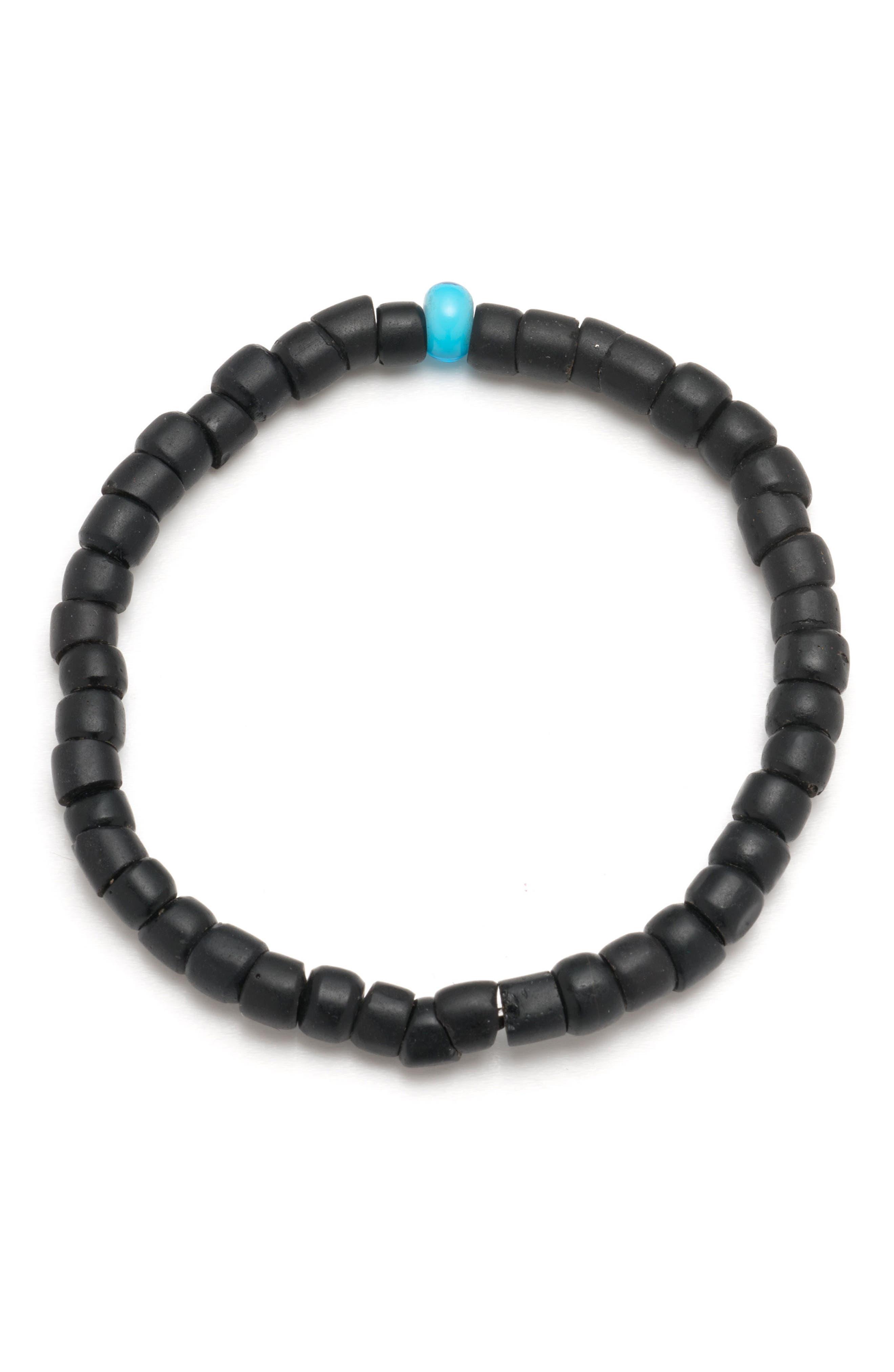 Beaded Bracelet,                             Main thumbnail 1, color,                             001