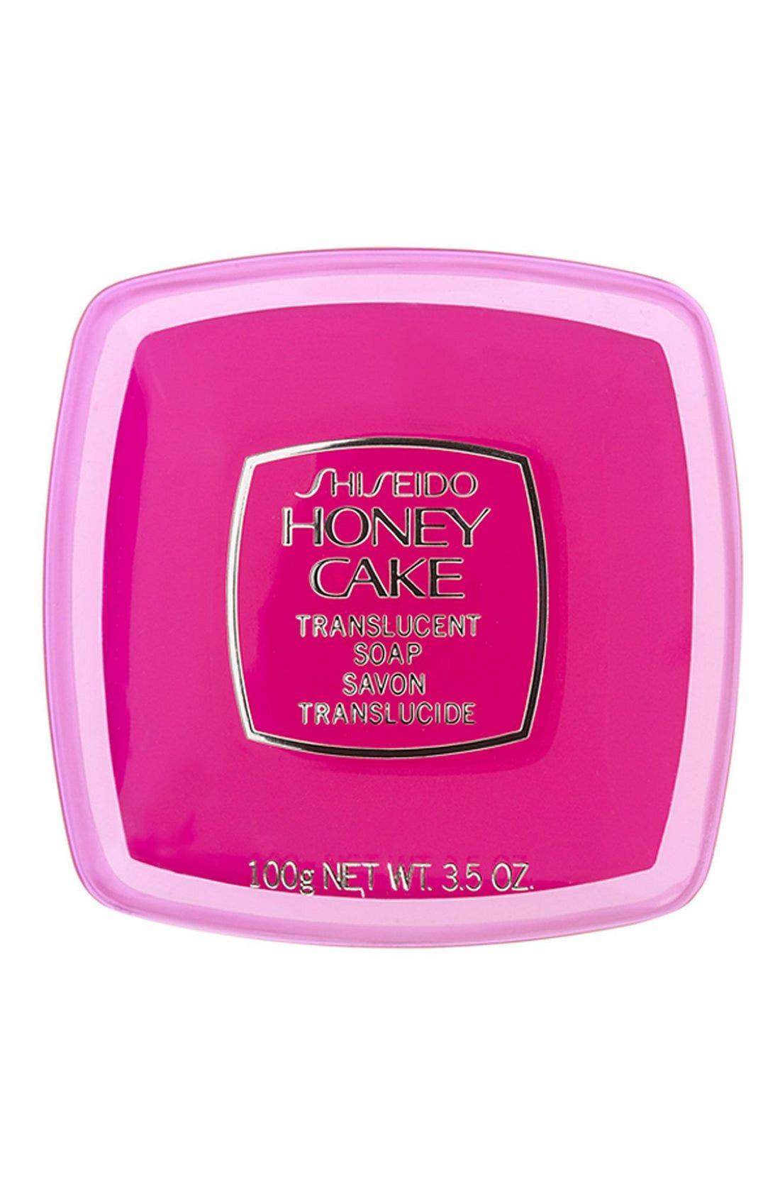 'Honey Cake' Translucent Soap,                             Alternate thumbnail 3, color,
