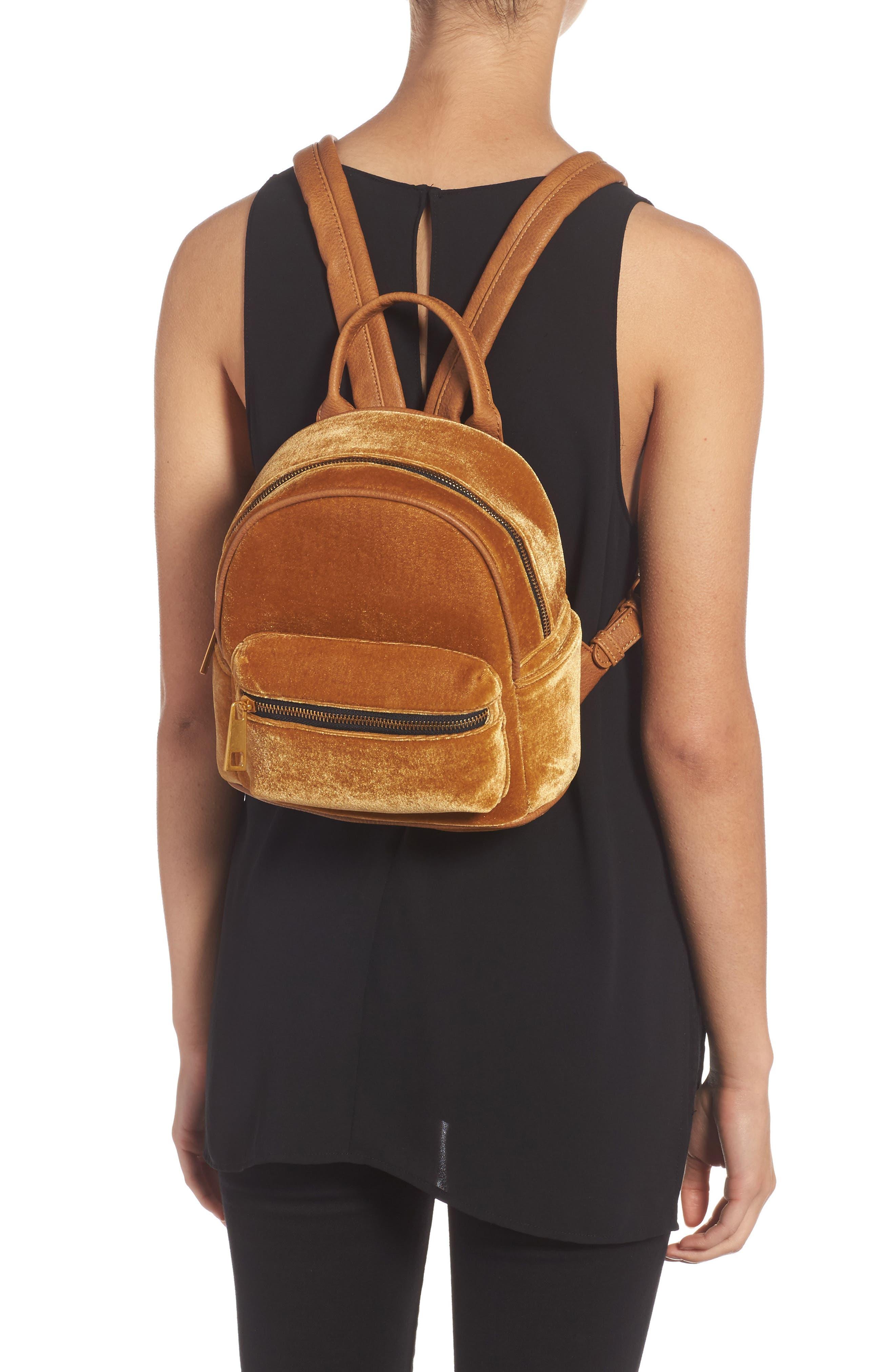 Velvet Backpack,                             Alternate thumbnail 7, color,