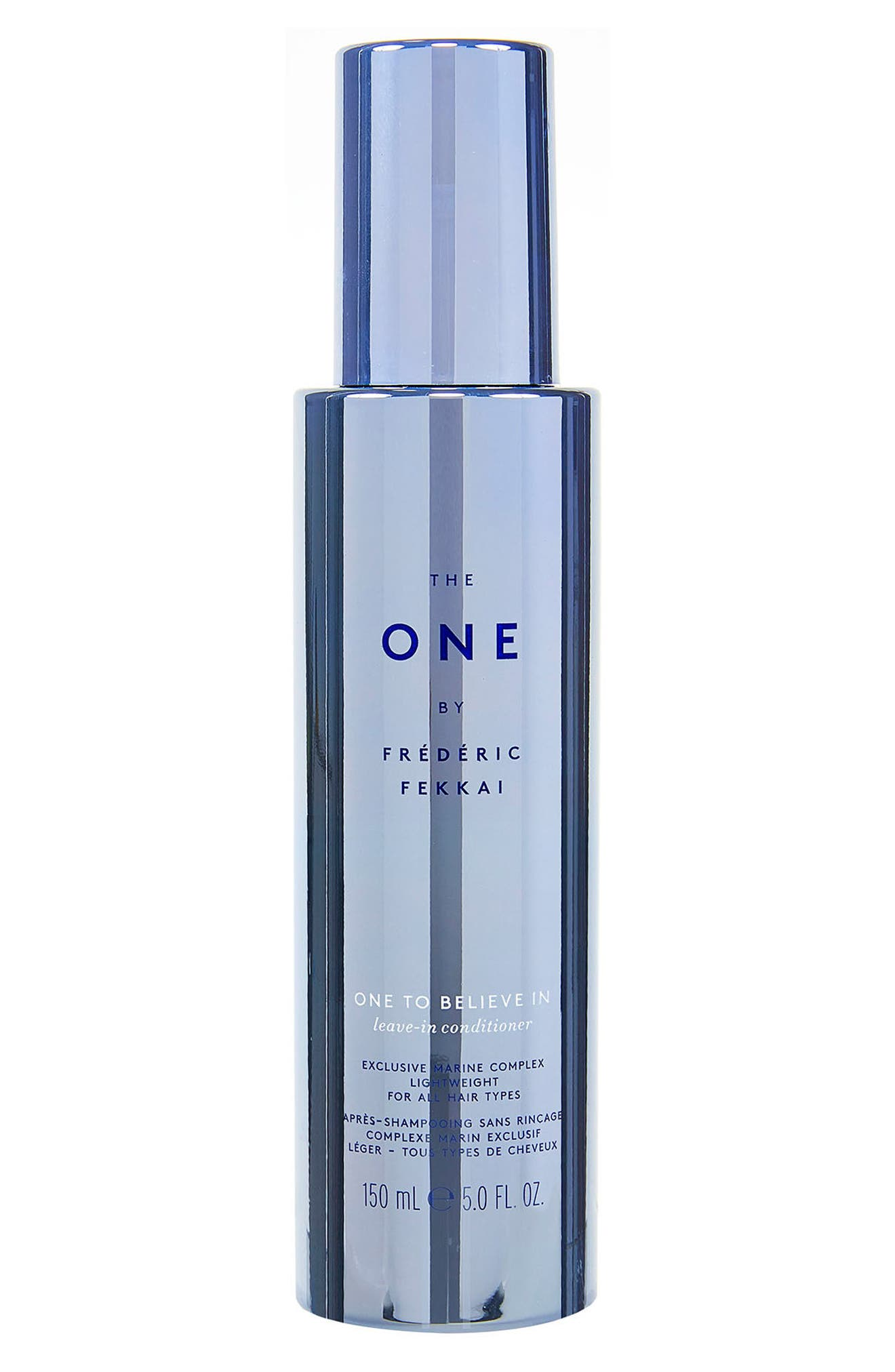 The One by Frédéric Fekkai One to Believe In Leave-In Conditioner,                             Main thumbnail 1, color,                             NO COLOR