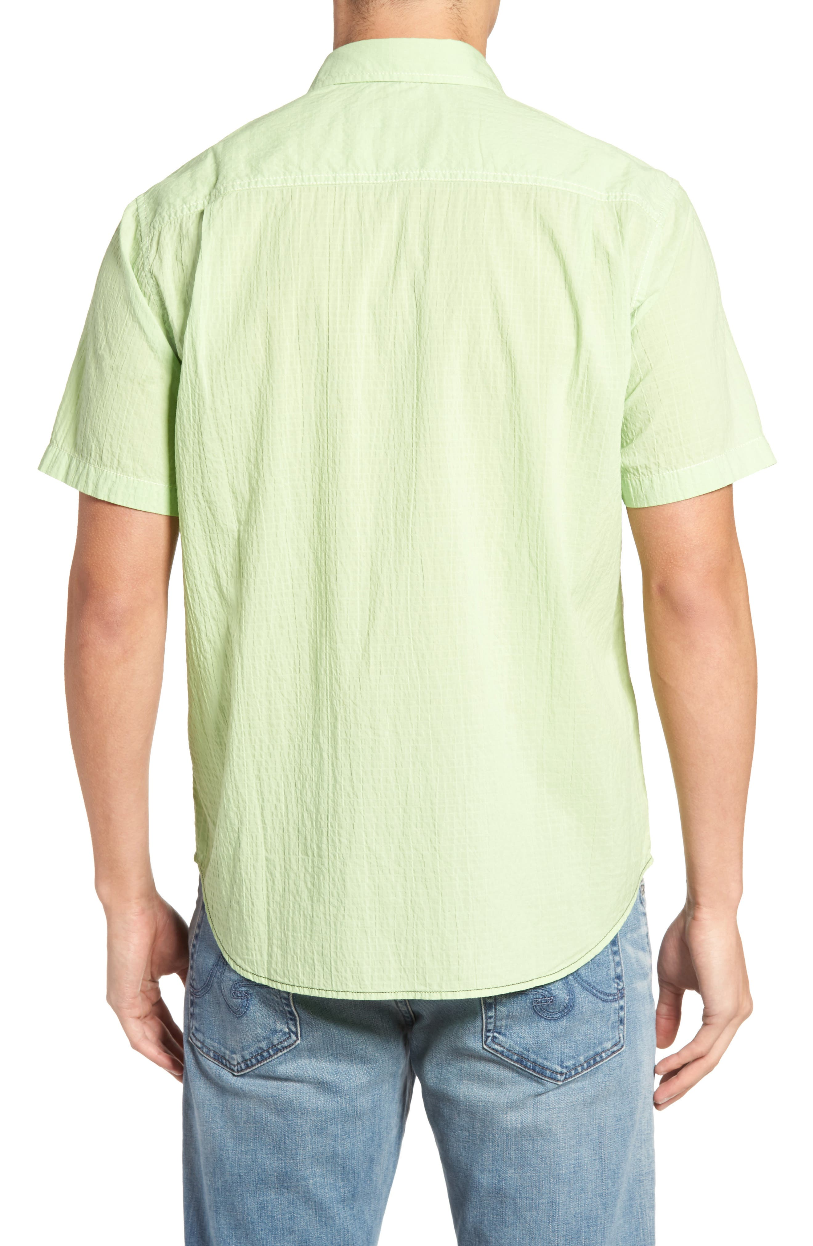 The Salvatore Sport Shirt,                             Alternate thumbnail 8, color,