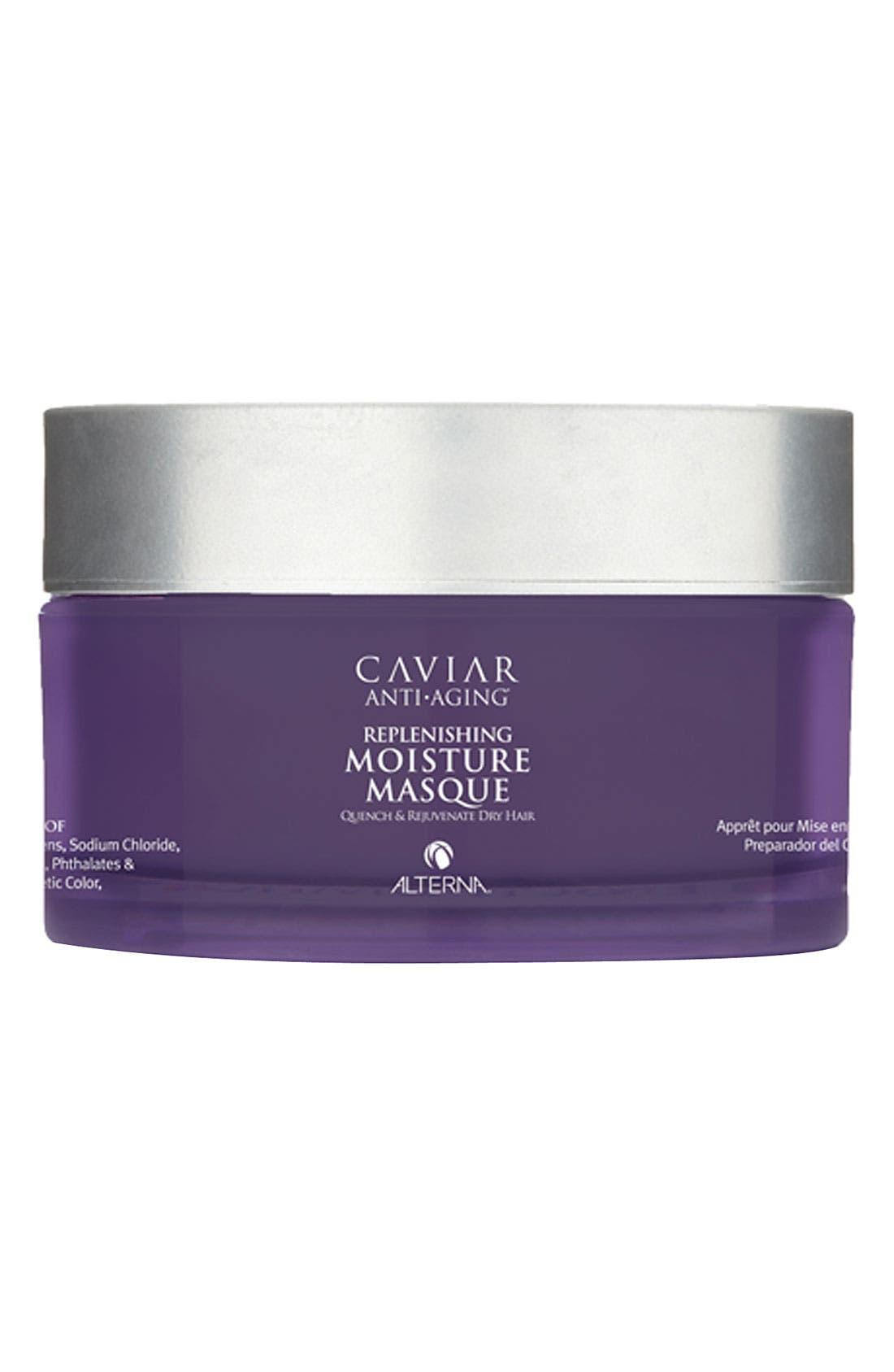 Caviar Anti-Aging Replenishing Moisture Masque,                             Main thumbnail 1, color,                             000