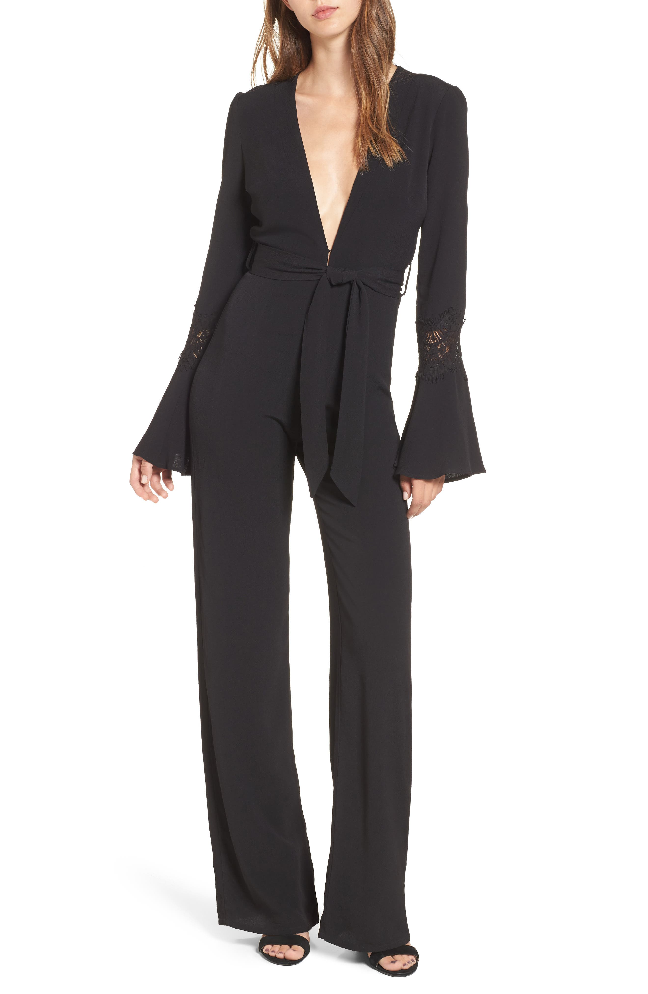 Stevie Jumpsuit,                             Main thumbnail 1, color,                             001