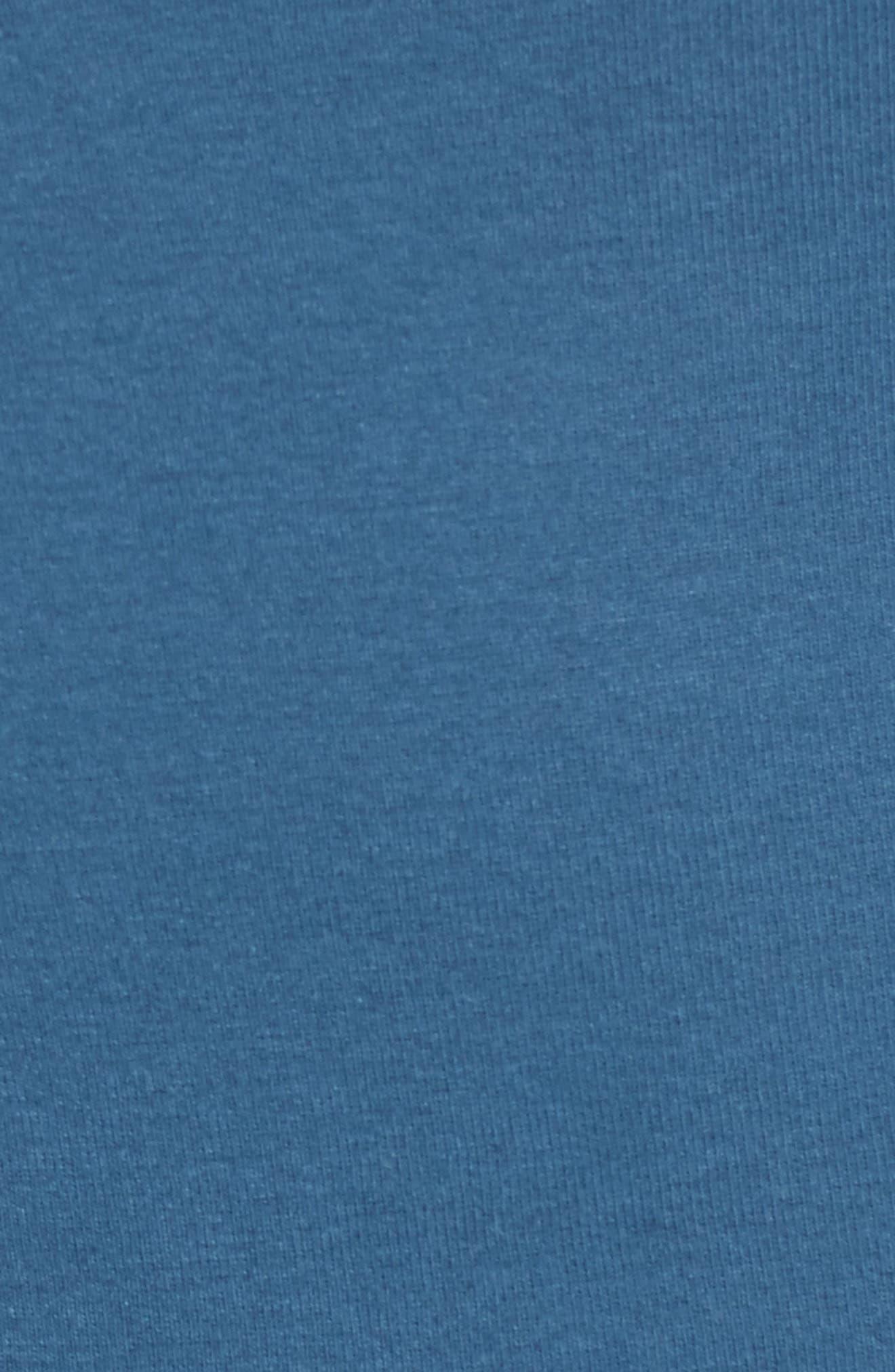 Three Quarter Sleeve Tee,                             Alternate thumbnail 92, color,