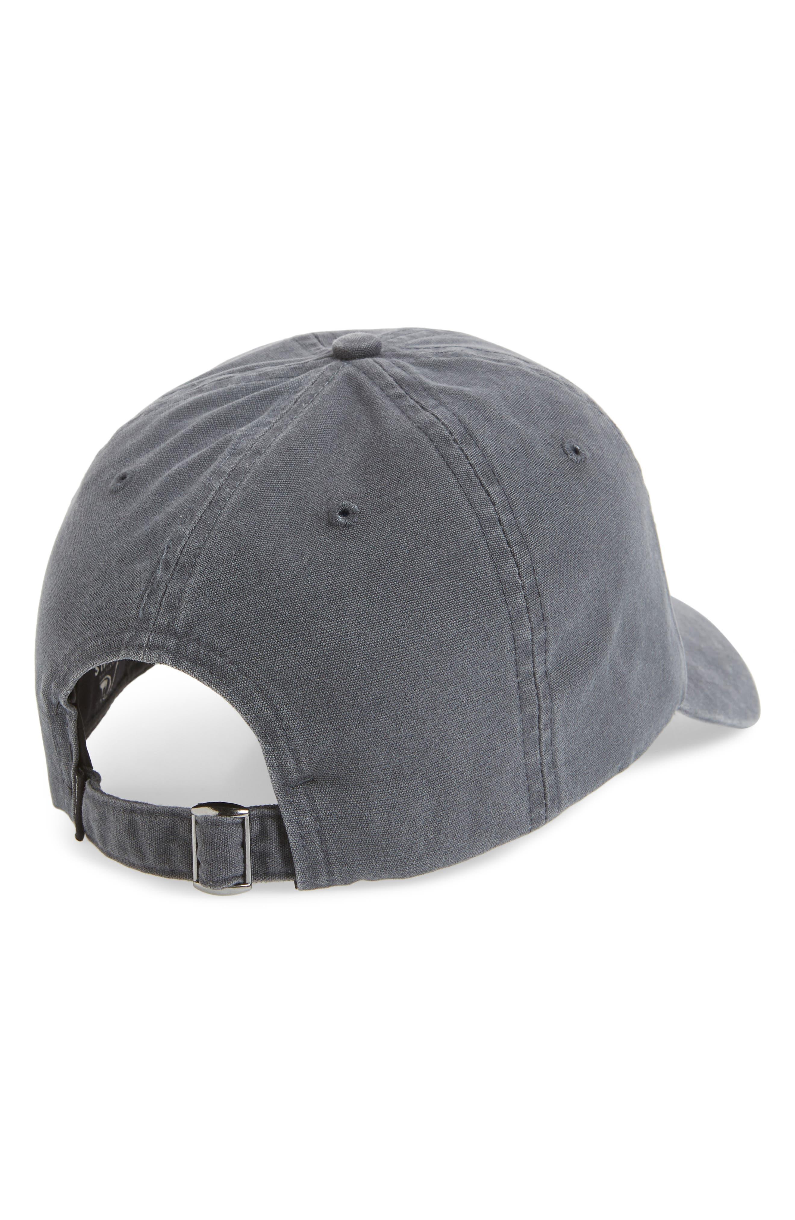 Hood Muffin Baseball Cap,                             Alternate thumbnail 2, color,                             TARMAC