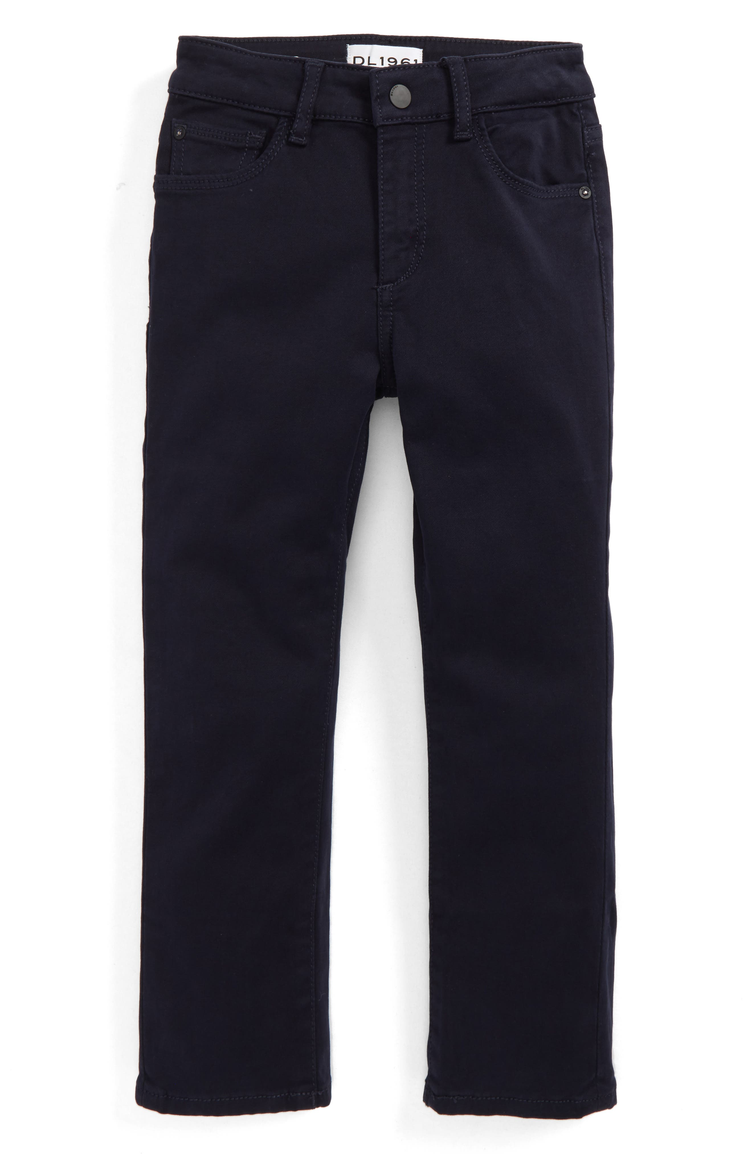 Brady Slim Fit Twill Pants,                         Main,                         color, 410